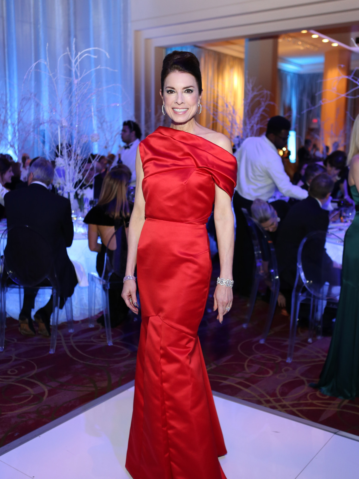 Houston Ballet Ball, Feb. 2016, Karen Payne
