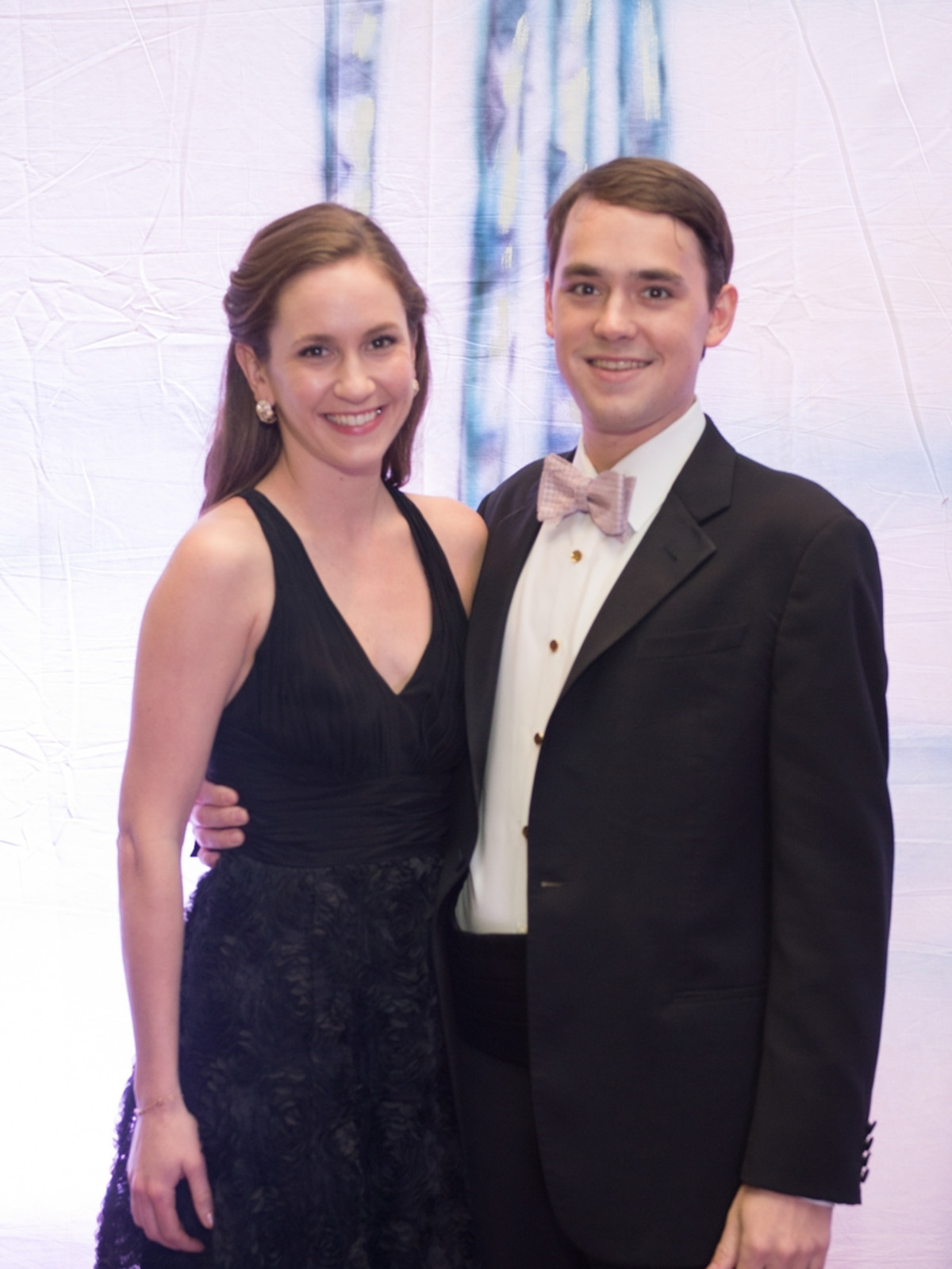 Houston Ballet Ball, Feb. 2016,  Lilly Lewis, Harrison Cullen