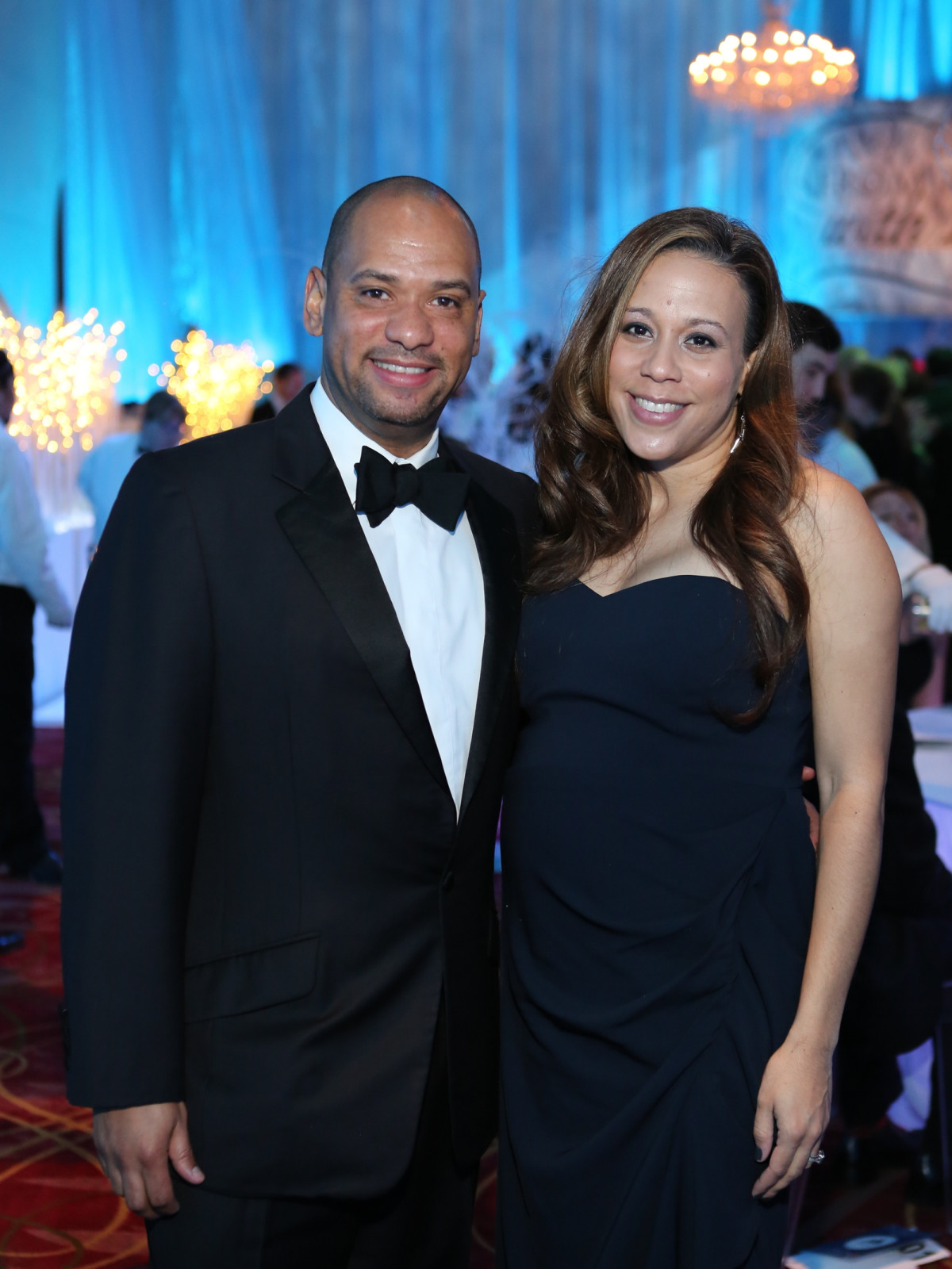 Houston Ballet Ball, Feb. 2016,  Marcus Smith, Heidi Smith