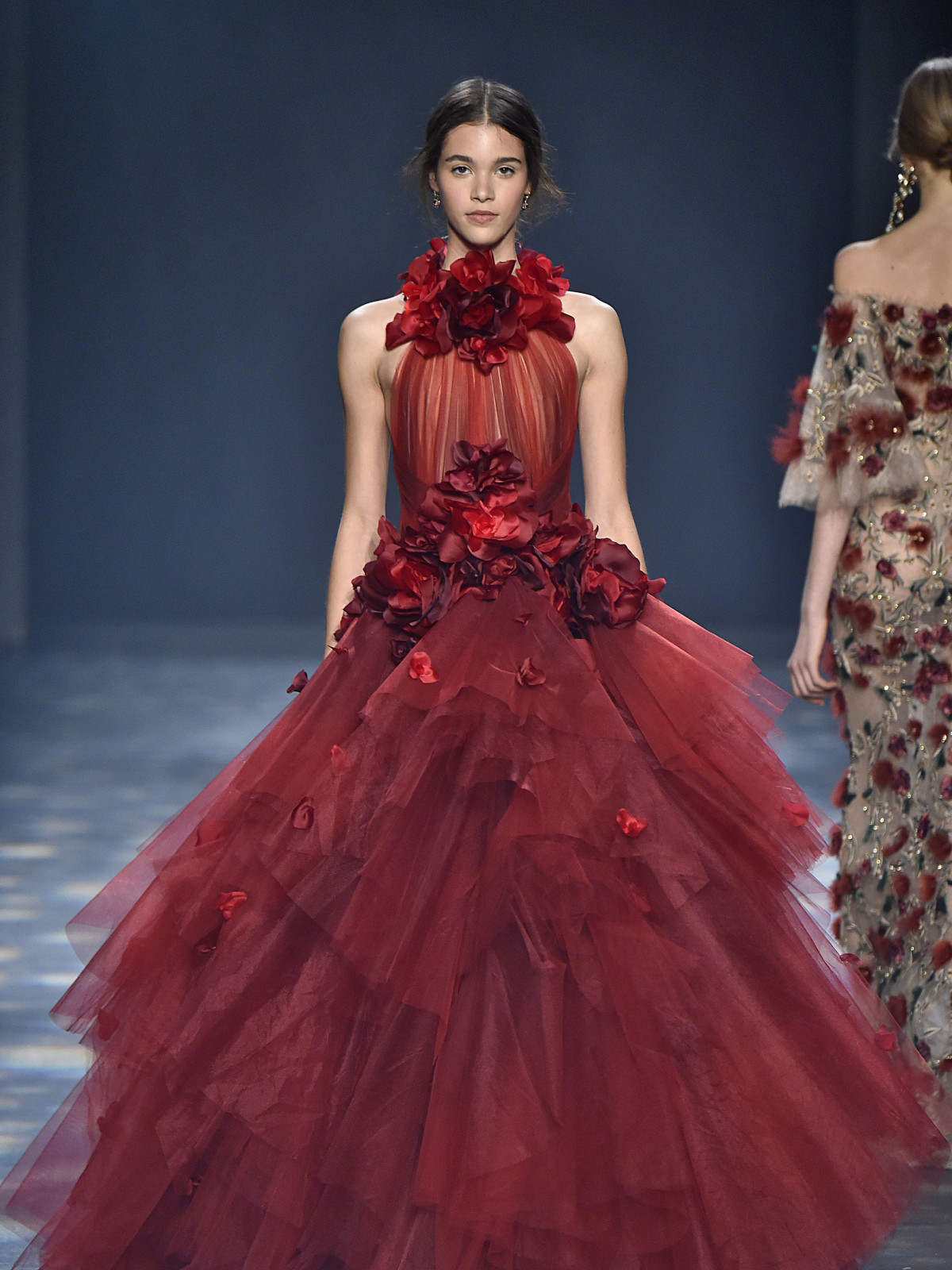 Marchesa Collection Features Magnificent Evening Gowns Fit For A