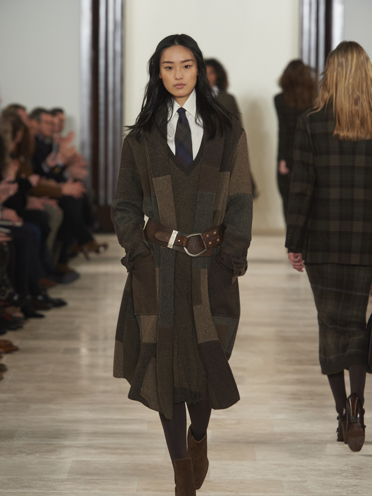 Ralph Lauren fall 2016 collection Look 18