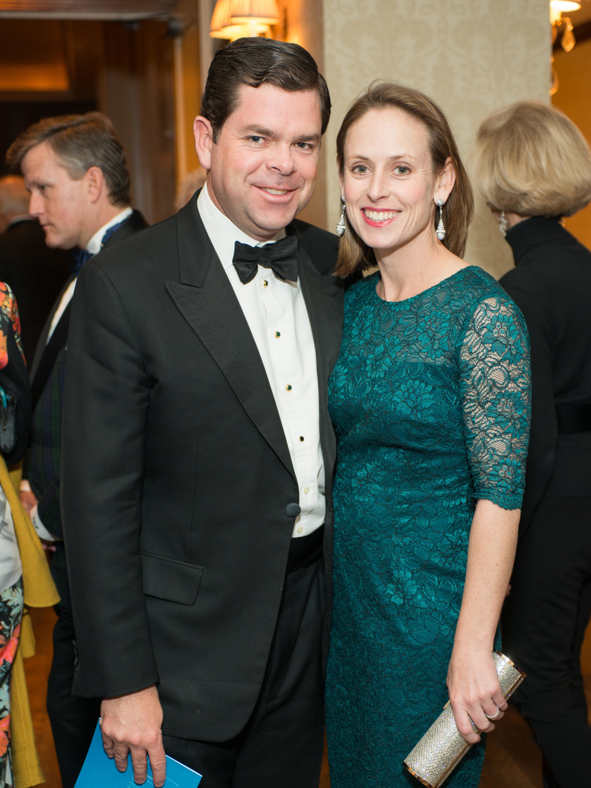 Inprint Gala Dan Gilbane, Eleanor Gilbane