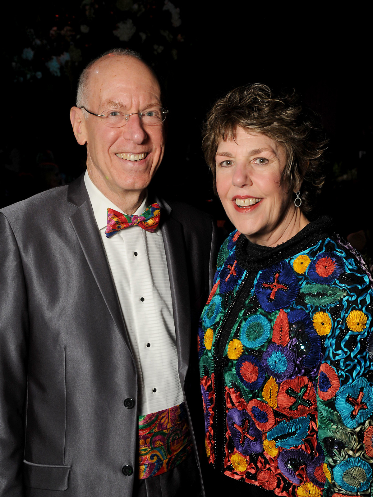 Discovery Green, Gala on the Green, Feb. 2016, David Mincberg, Lainie Gordon
