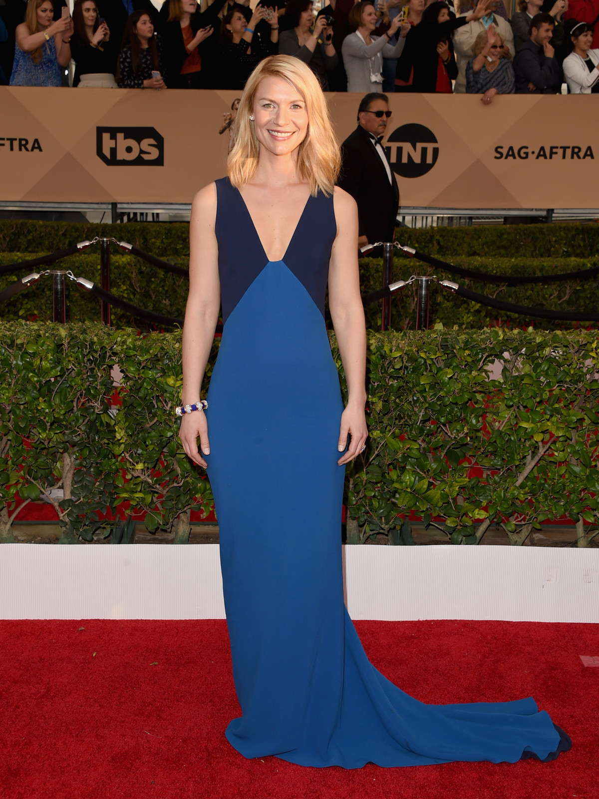 Clare Danes at Screen Actors Guild Awards