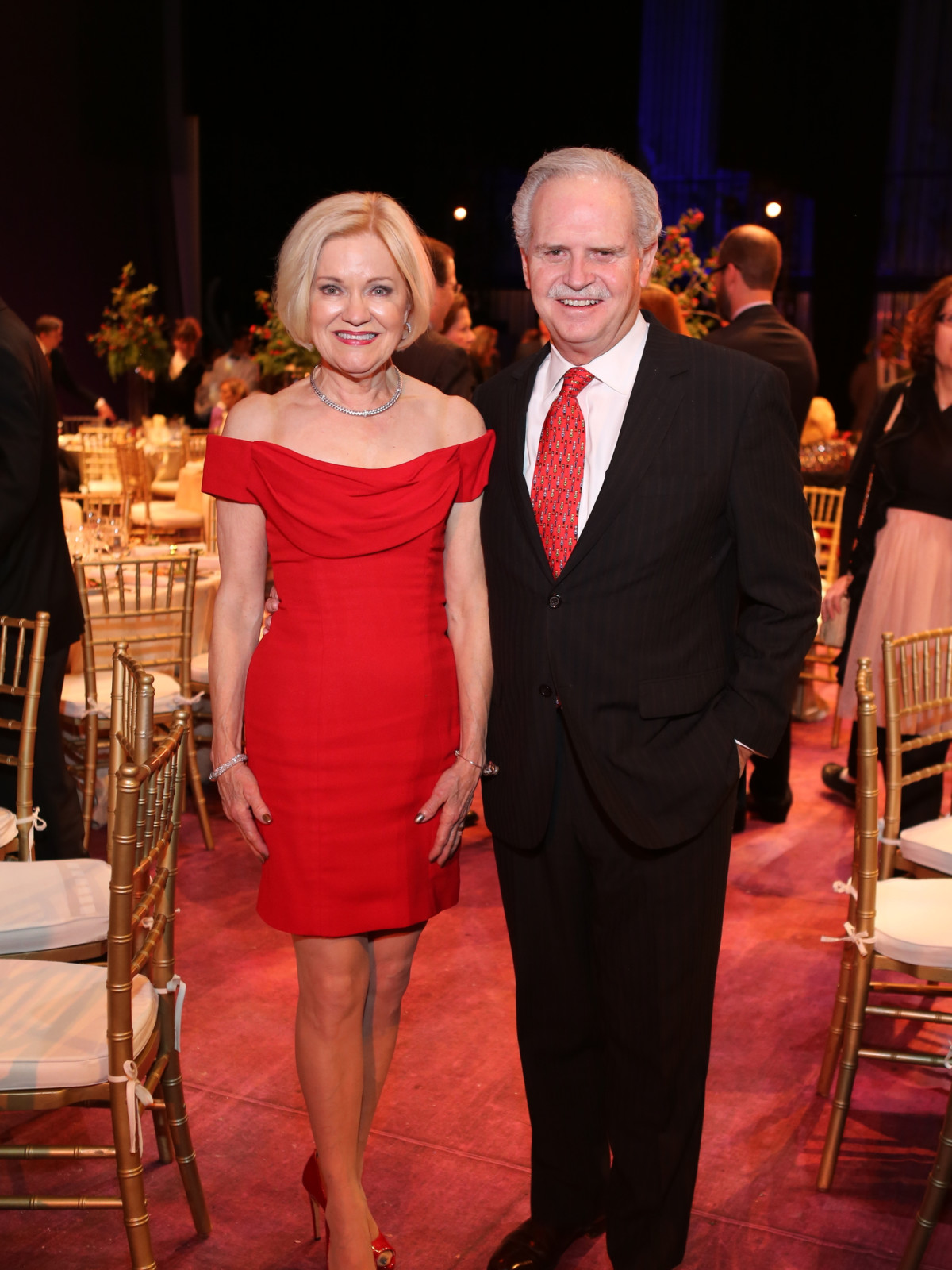 News, Houston Ballet Jubilee of Dance, Dec. 2015, Jo Furr, Jim Furr