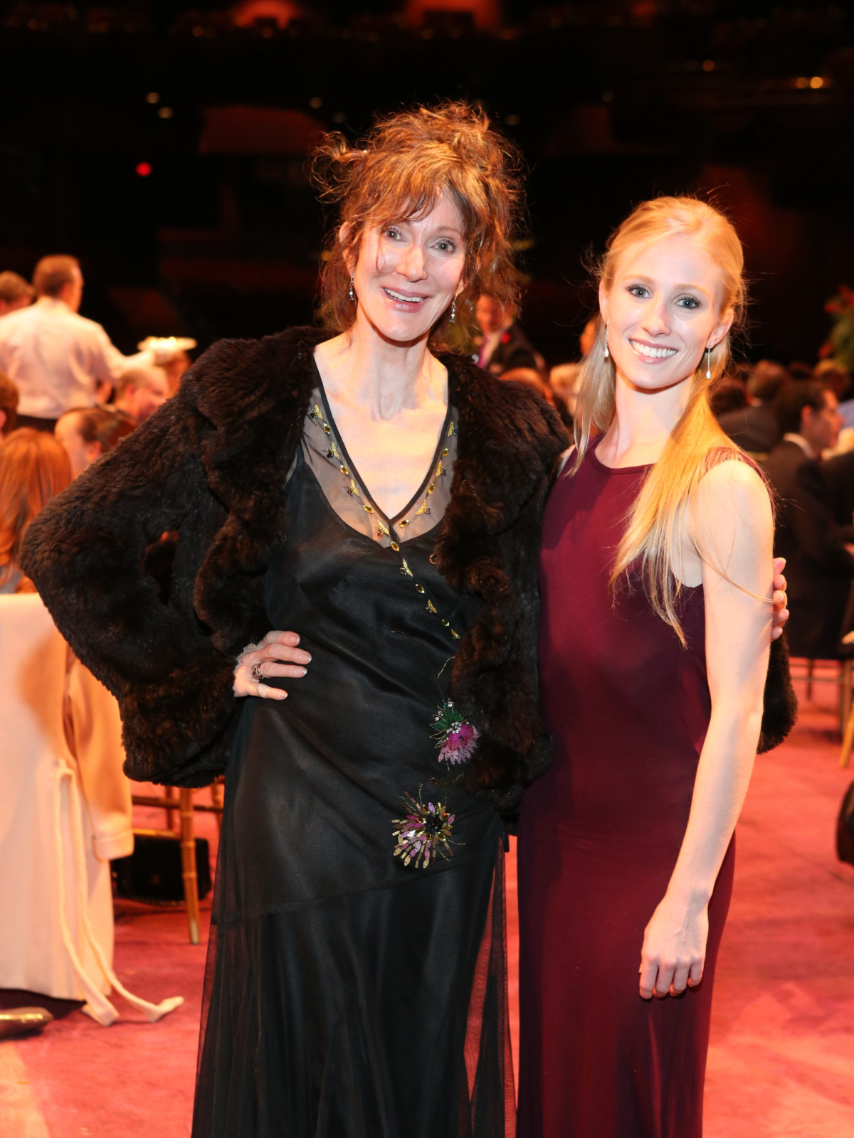 News, Houston Ballet Jubilee of Dance, Dec. 2015, Sasha Davis, Katelyn May.