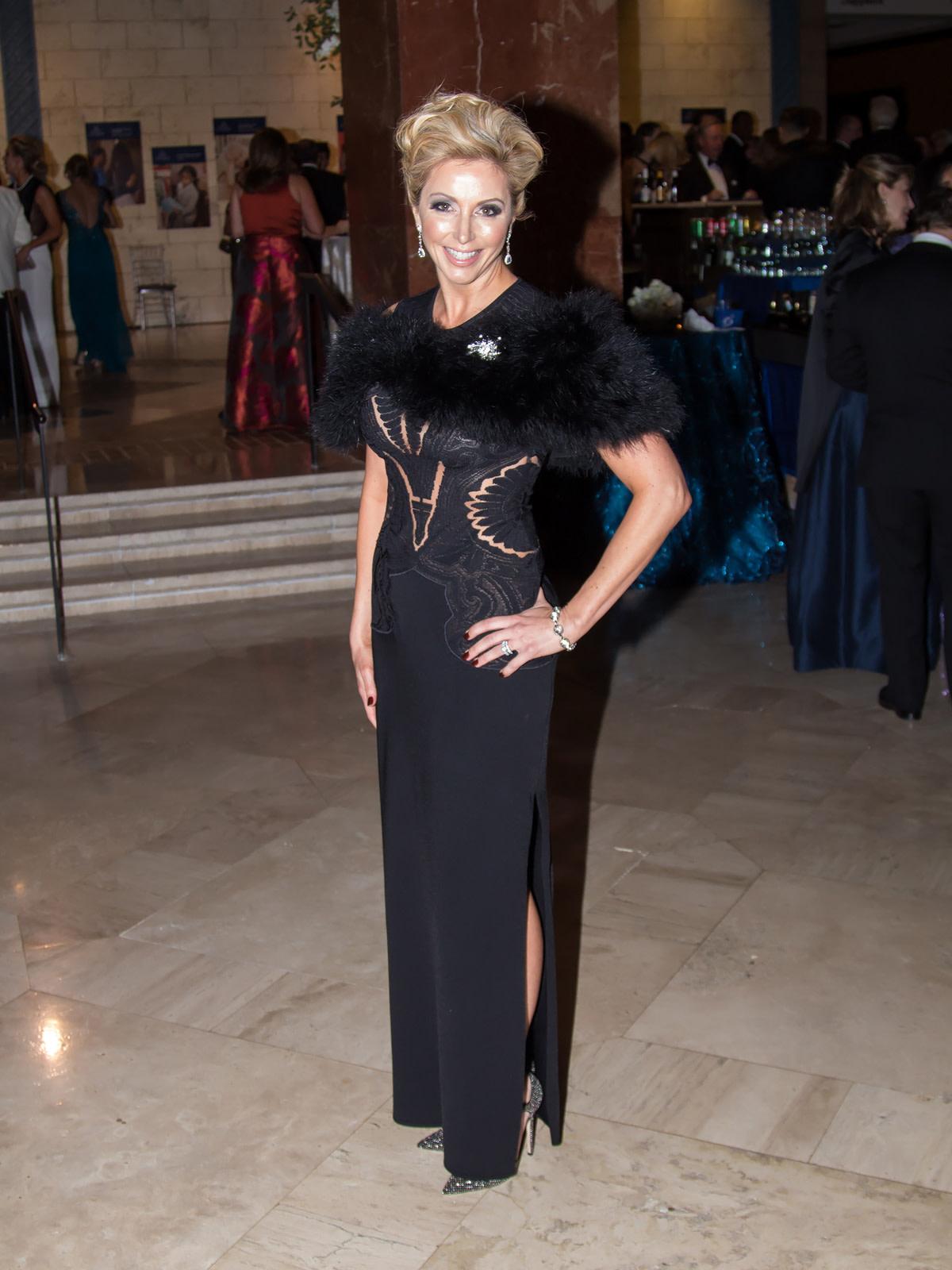 Rachel Branyan in Roberto Cavalli