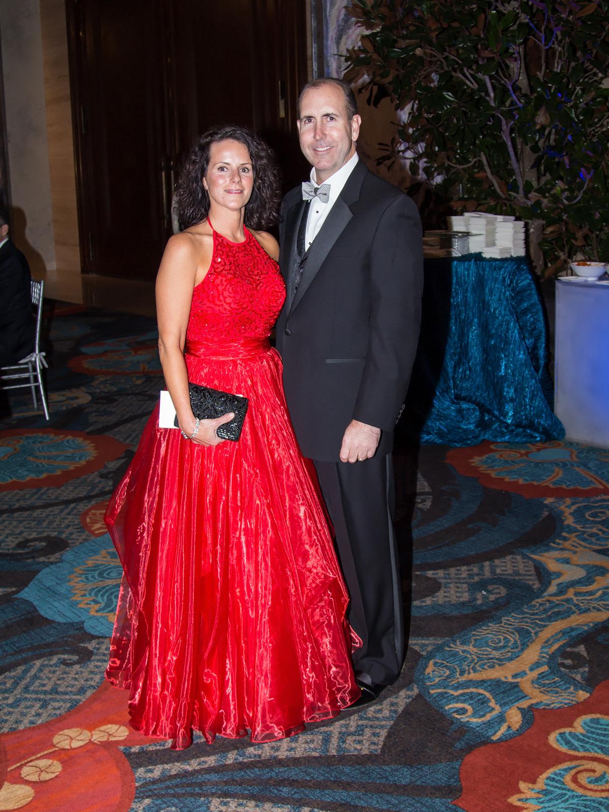 Jennifer Lawson, Dave Lawson