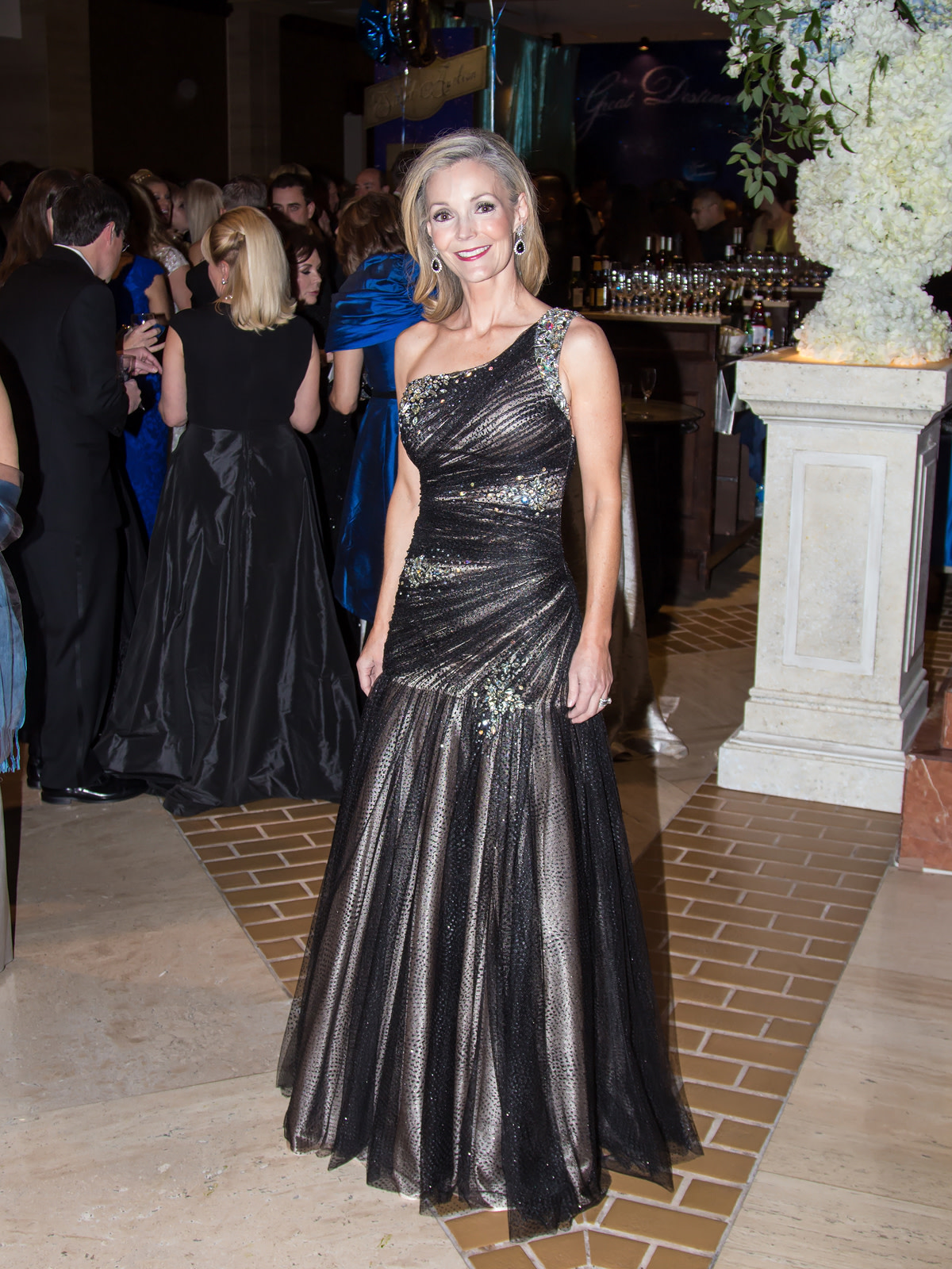 Katherine Coker in G. Couture