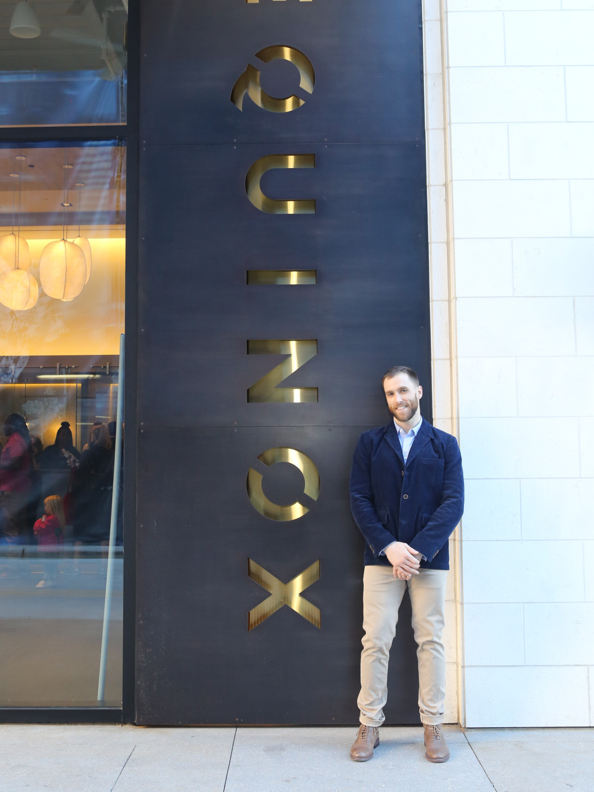 Equinox at River Oaks District general manager Chris Grys