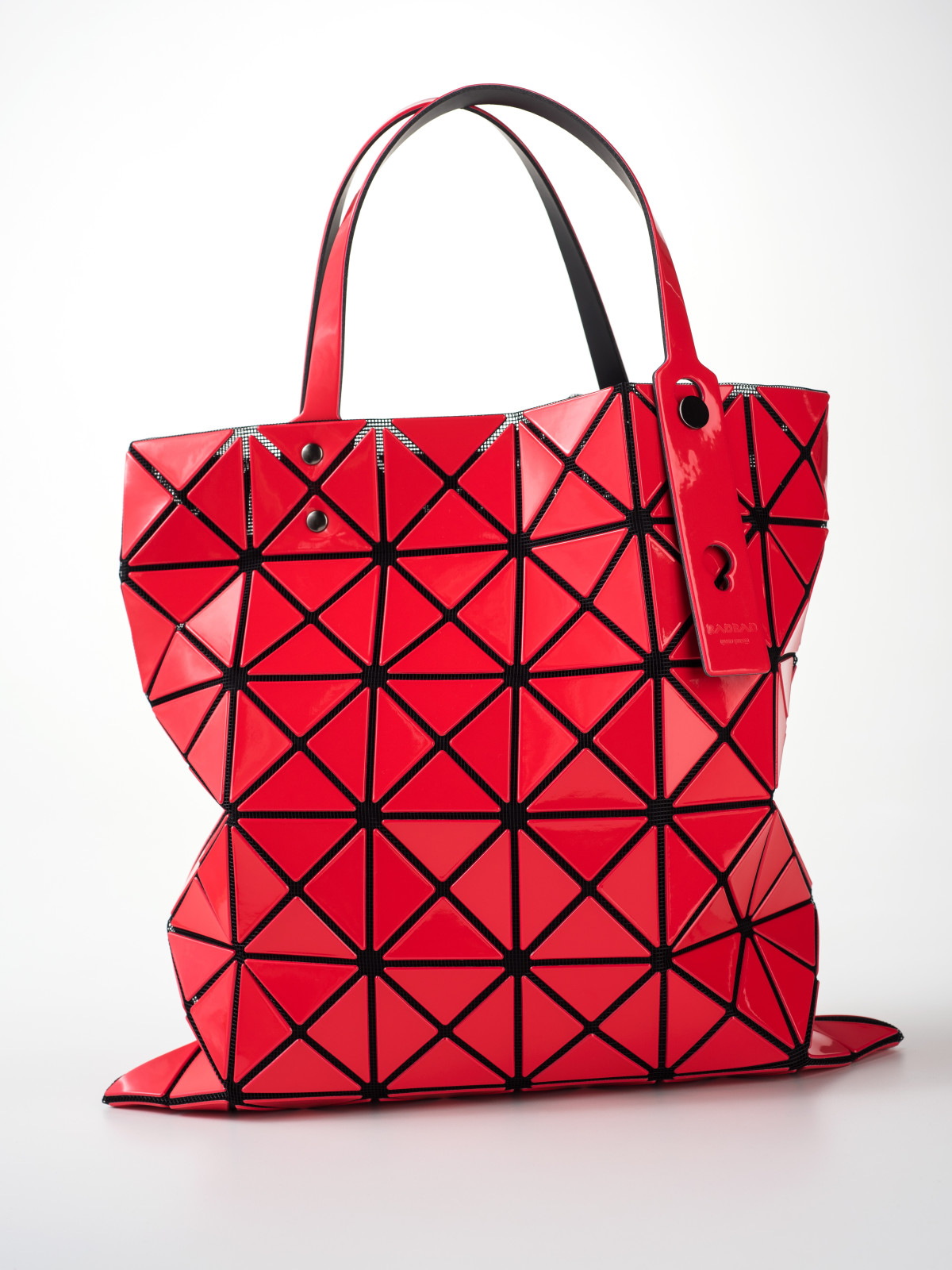Bao Bao Issey Miyake lucent tote bag at the Lotus Shop