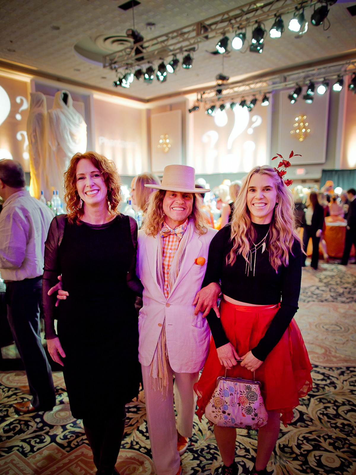 Orange Show Gala Star Massing, john Smither, Dallas McNamara