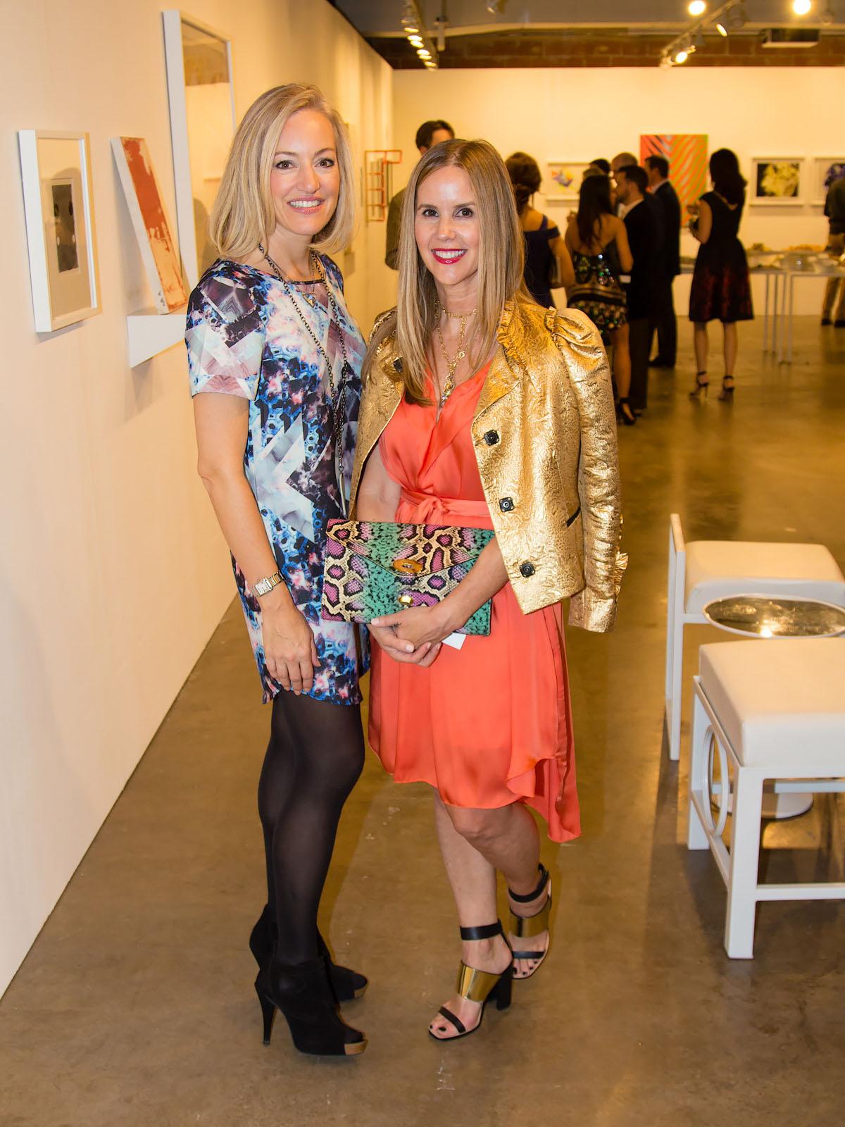 Christie Gehlbach, Janet Gridley