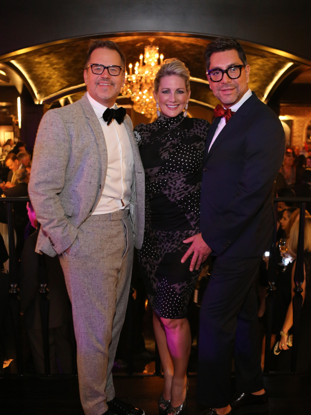 News, Shelby, Catwalk for a Cure, Nov. 2015, Todd Fiscus, Ann Carl, Ceron