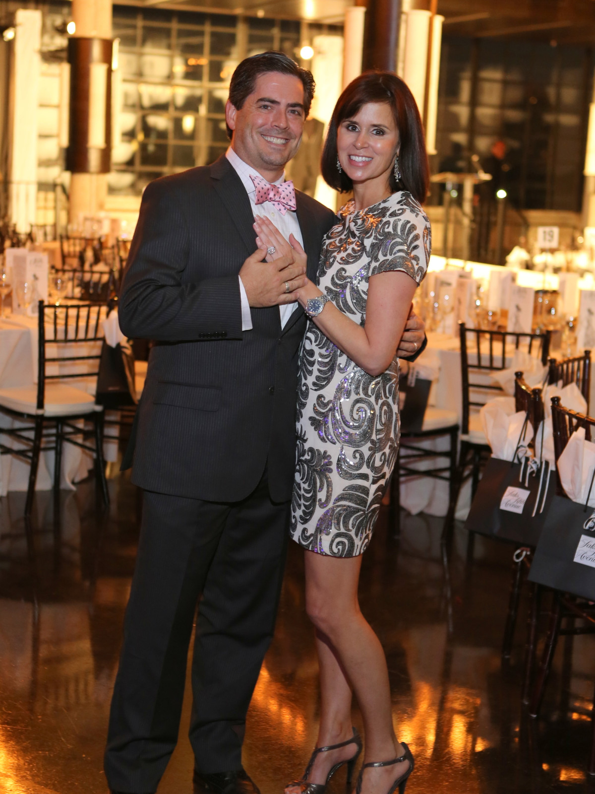 News, Shelby, Catwalk for a Cure, Nov. 2015, James Bellinger, Missy Bellinger