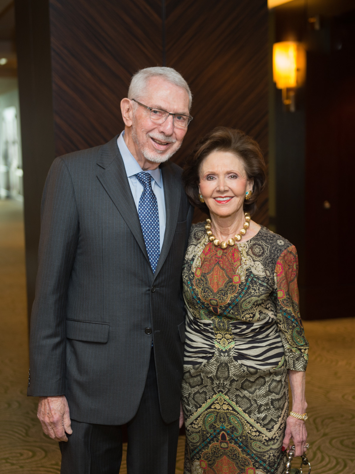 News, Shelby, Holocaust museum luncheon, Nov. 2015, Melvyn Wolff, Cyvia Wolff