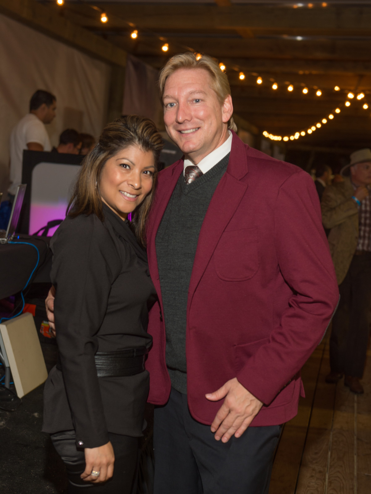 News, Shelby, Haras Cup, Nov. 2015, Petra Martinez, Gene Reeves.