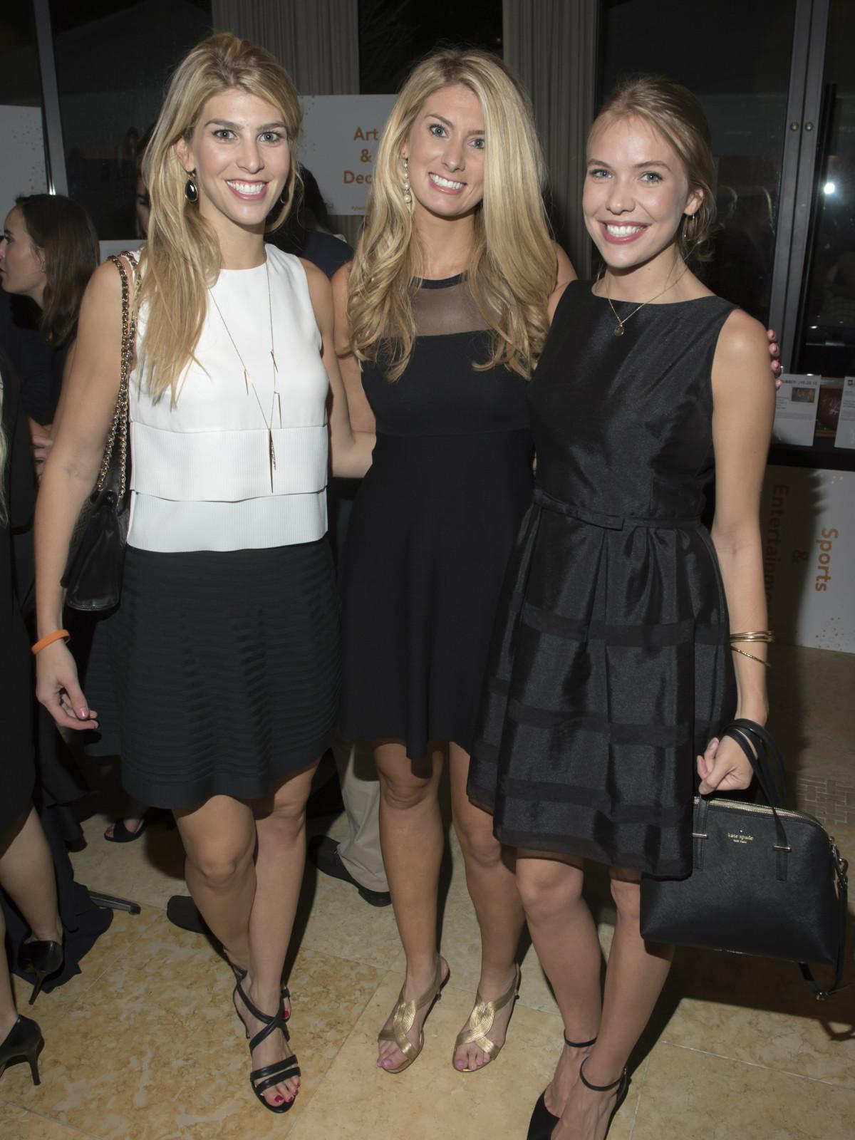 Kathleen Nash, Kristin Nash, Emily Lehmberg