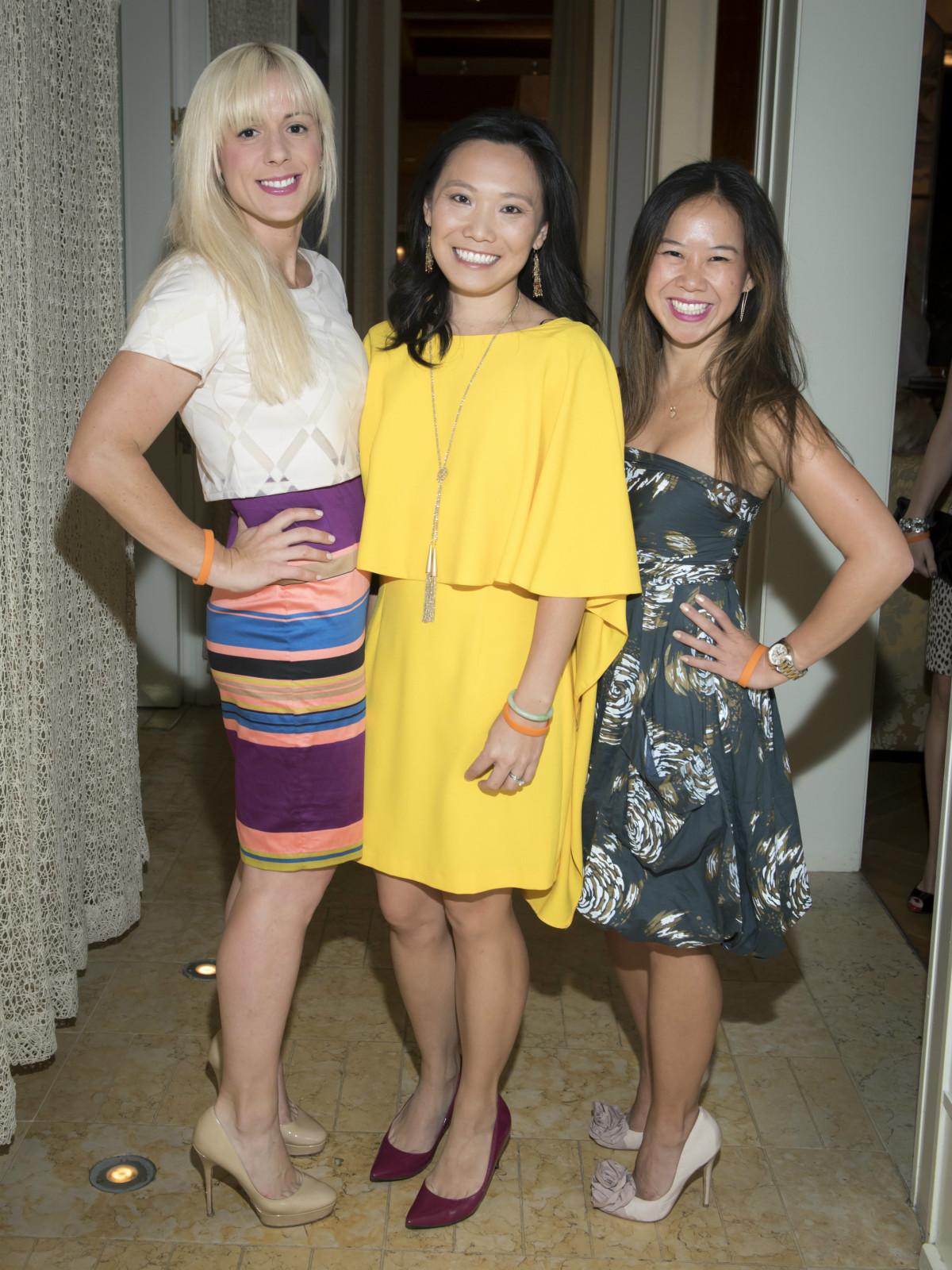 Christina Marshall, Phuong Tran, Julia Tran