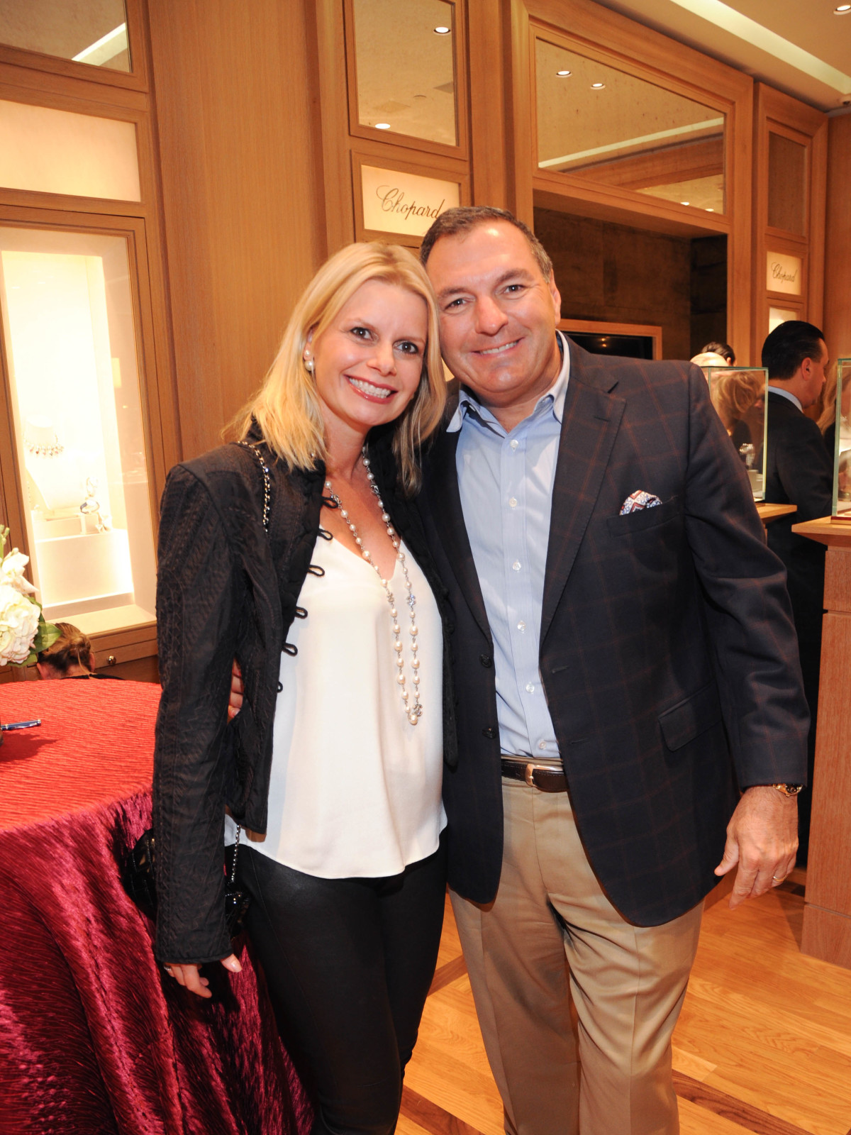 News, Shelby, Chopard opening, Oct. 2015, Valerie Dieterich, Tracy Dieterich