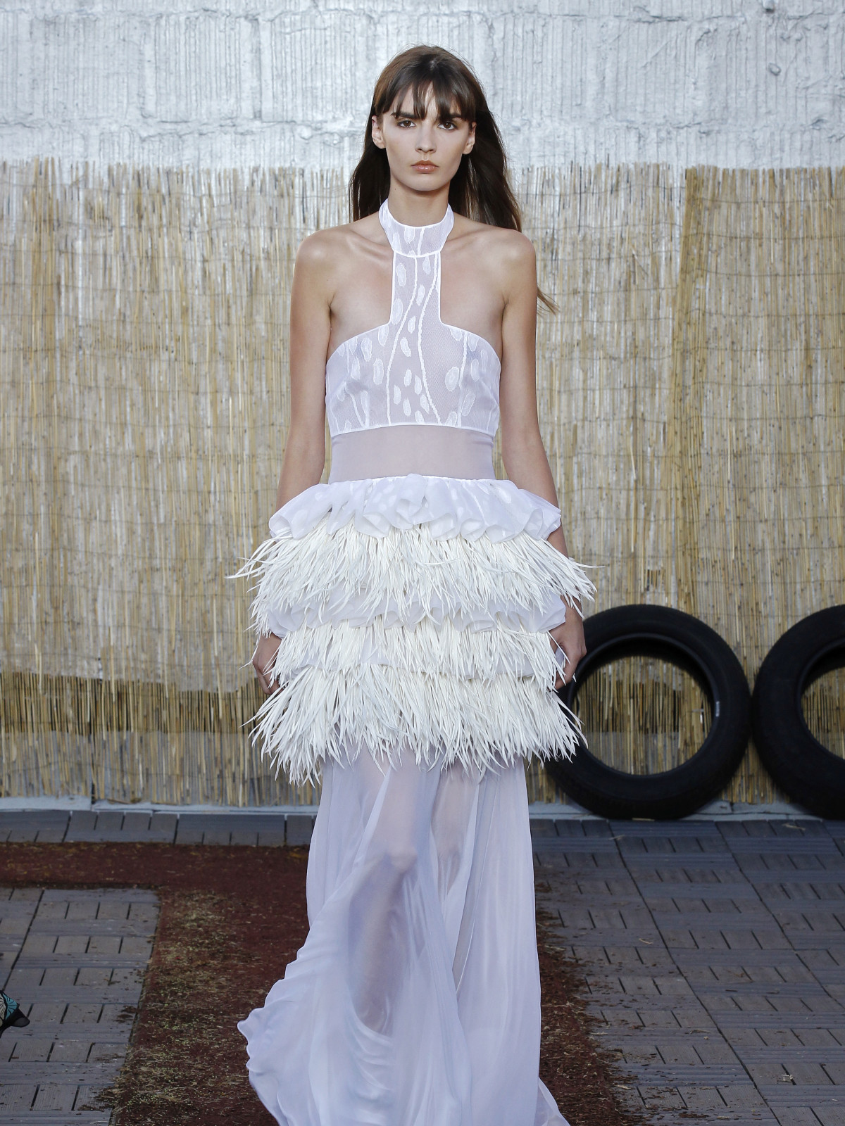 Sophie Theallet spring 2016 collection Look 41