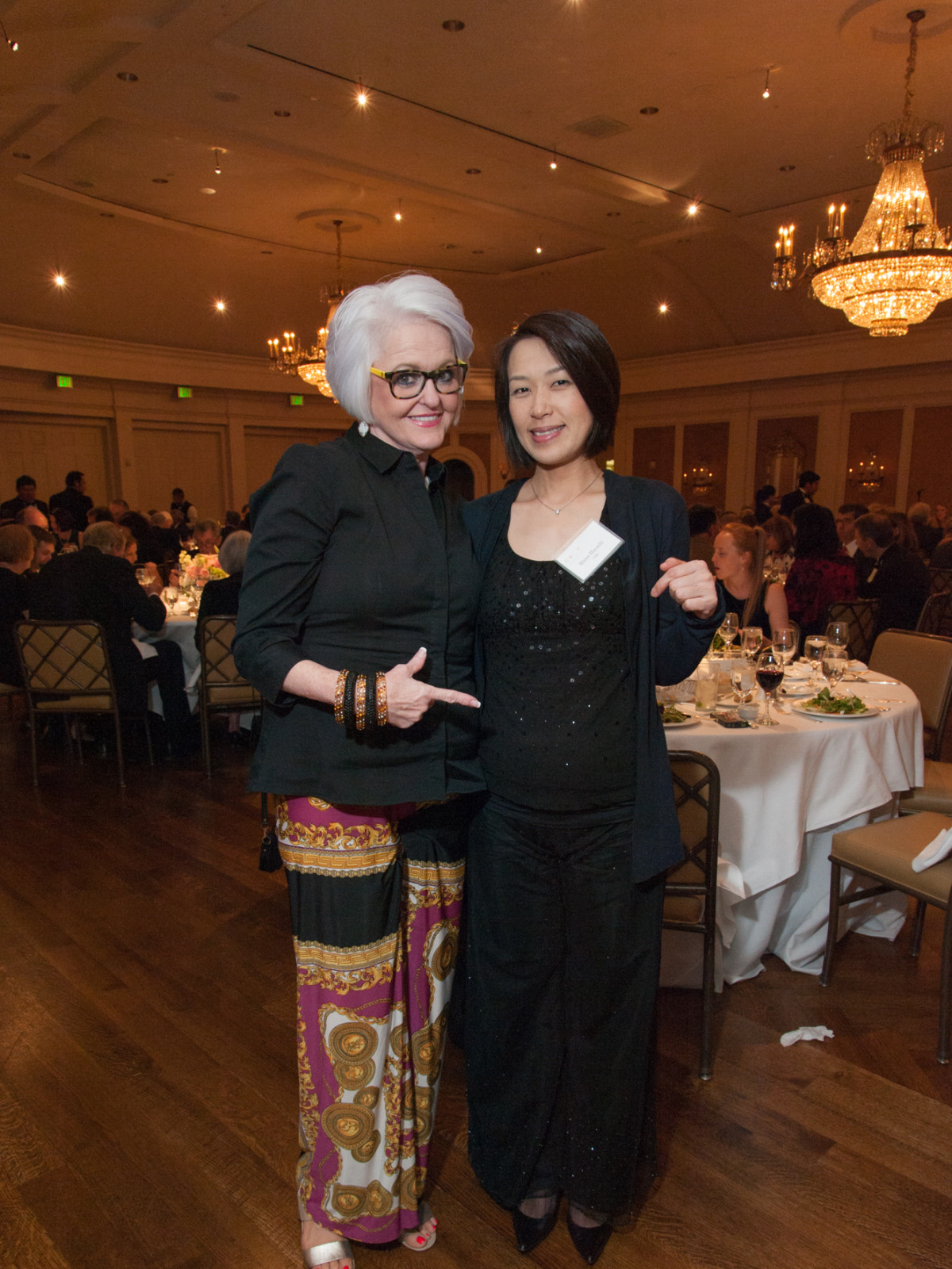 Houston, River Oaks Chamber Orchestra Gala, October 2015, Jenny Knight, Shino Hayashi