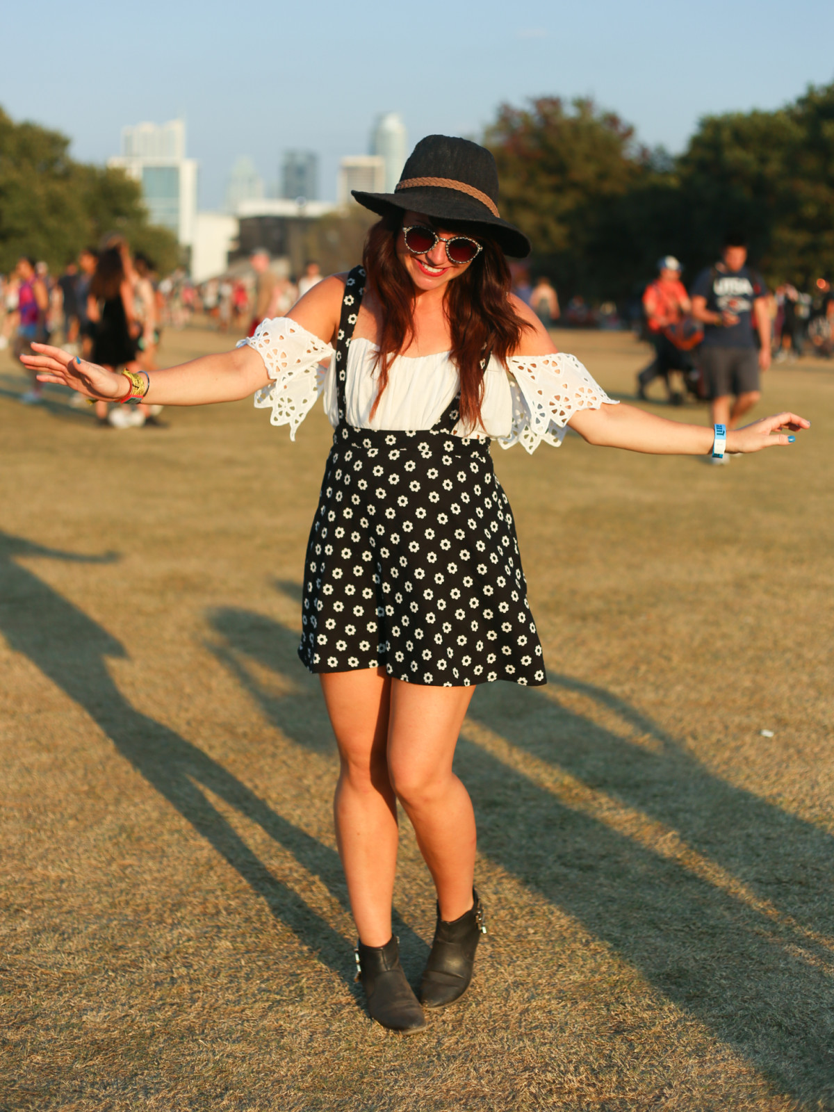 Austin City Limits Festival ACL 2015 Street Style Kaylee Casanova