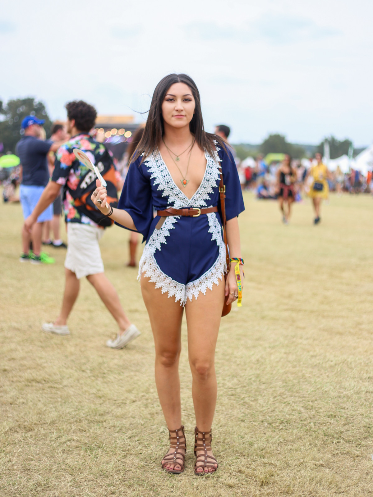 Austin City Limits Festival ACL 2015 Street Style Anna Rose