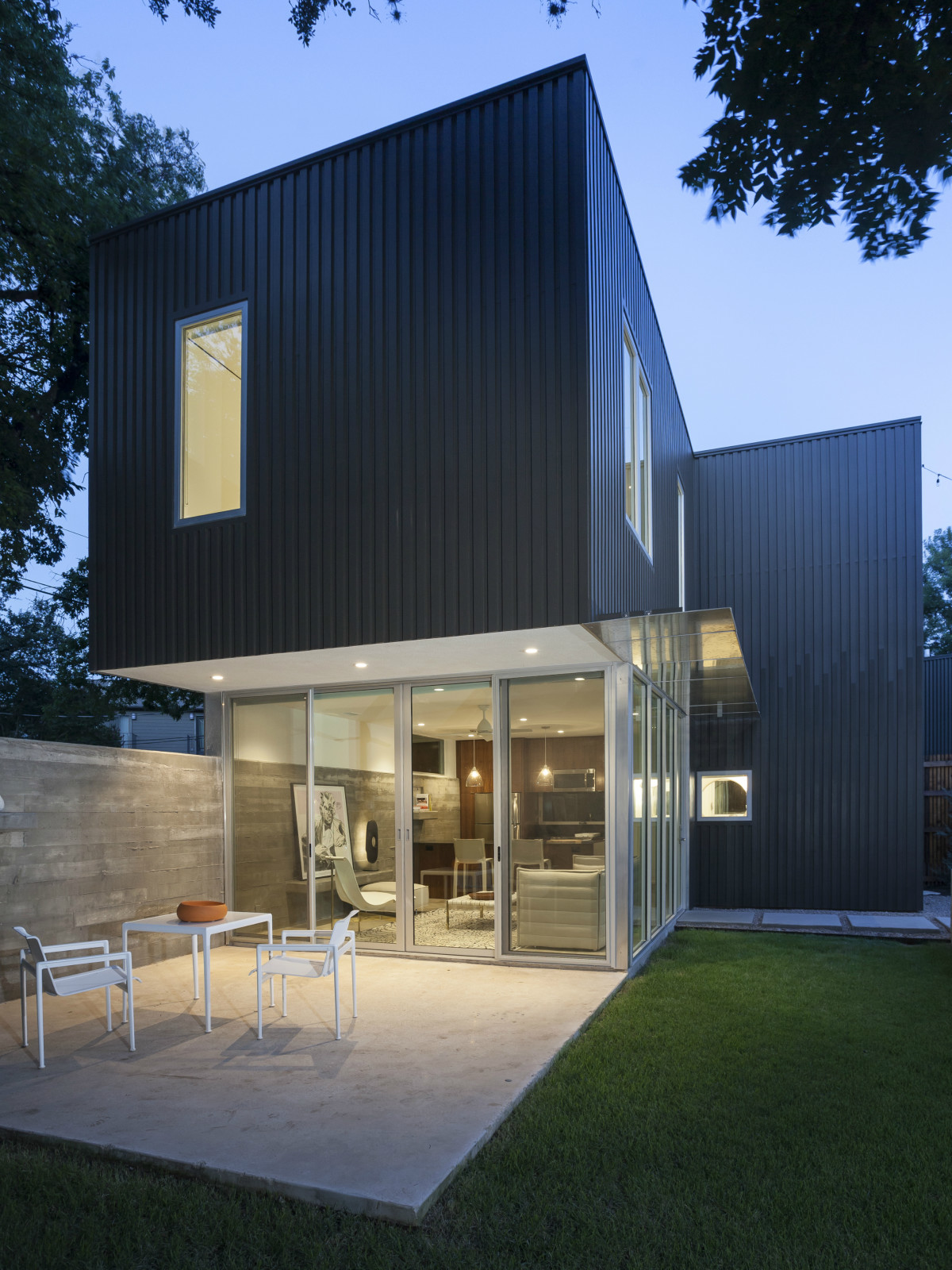 AIA Austin Homes Tour 2015 FAB Architecture exterior