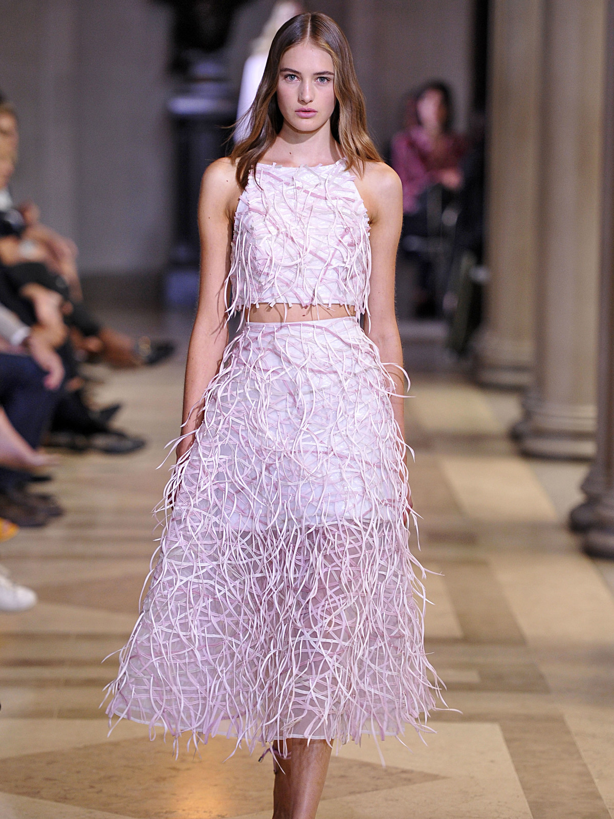 Carolina Herrera spring 2016 collection Look 7