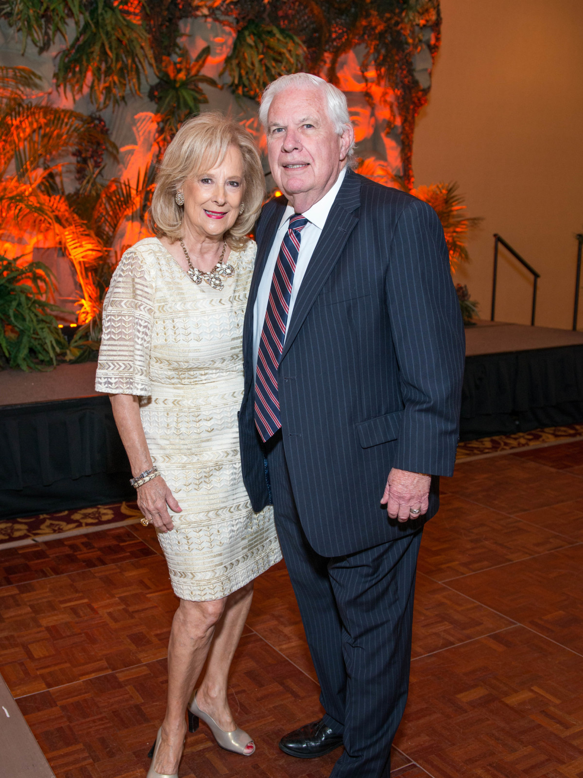 Medical Bridges 2015 Mary Ann and David McKeithan