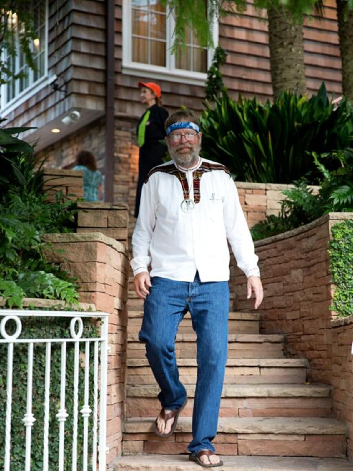 Bayou Preservation Gala 2015 Steve Hupp