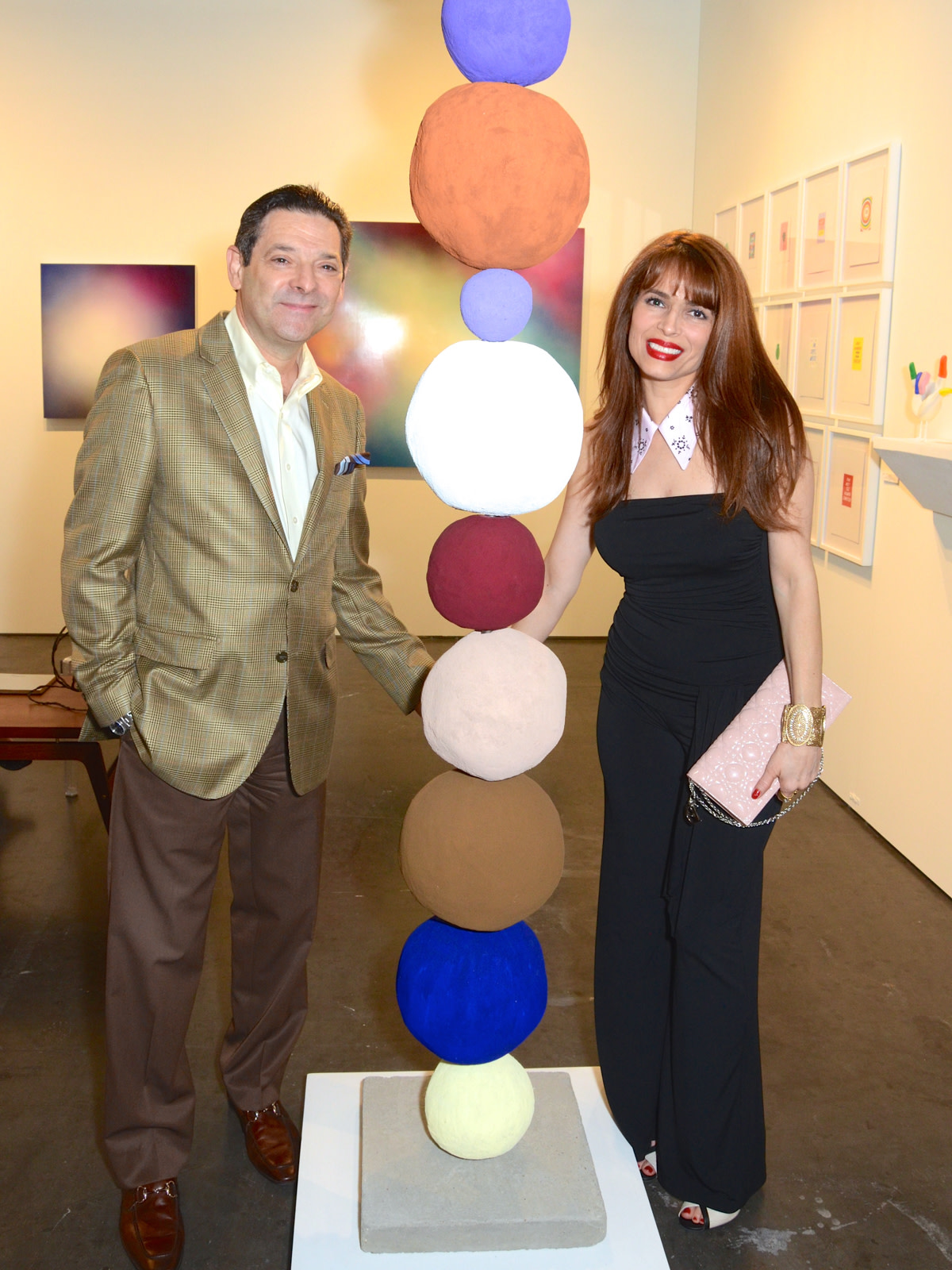 News, Shelby, Texas Contemporary, Oct. 2015, Carlos Barbieri, Karina Barbieri