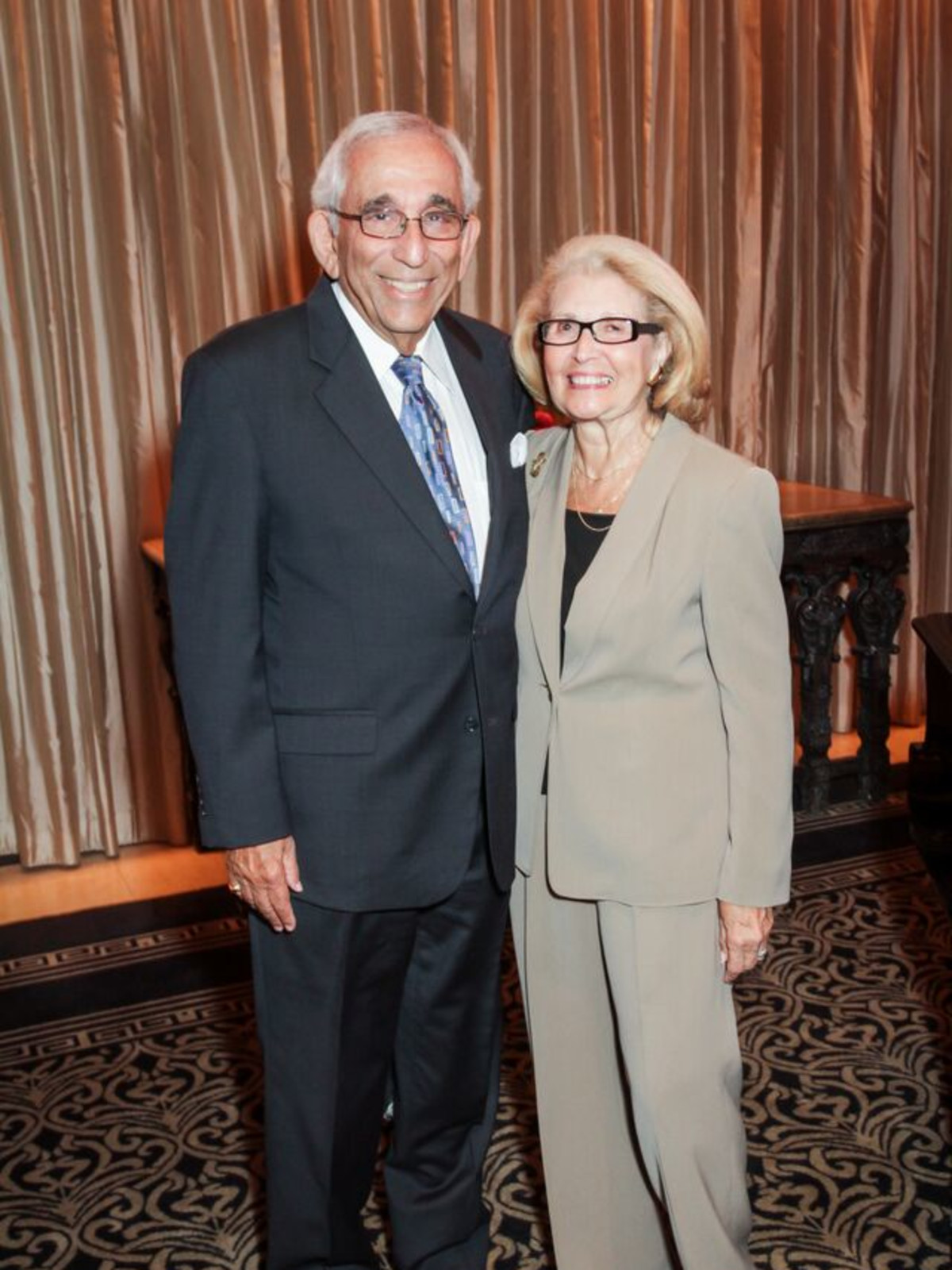 Hearts of Gold Gala Dr. Malcolm and Jackie Mazow