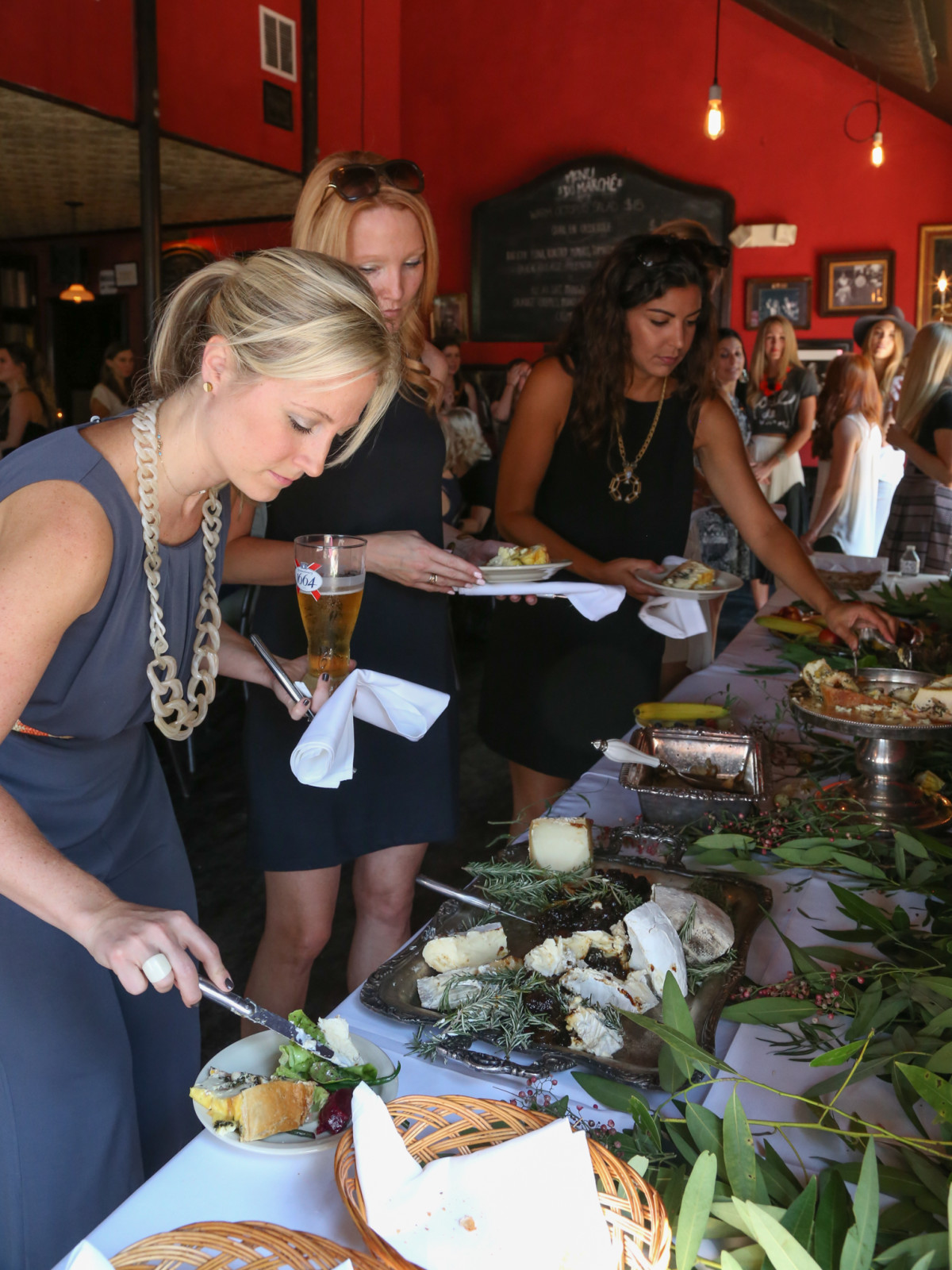 Tribeza Style Brunch 2015 at Justine's Brasserie
