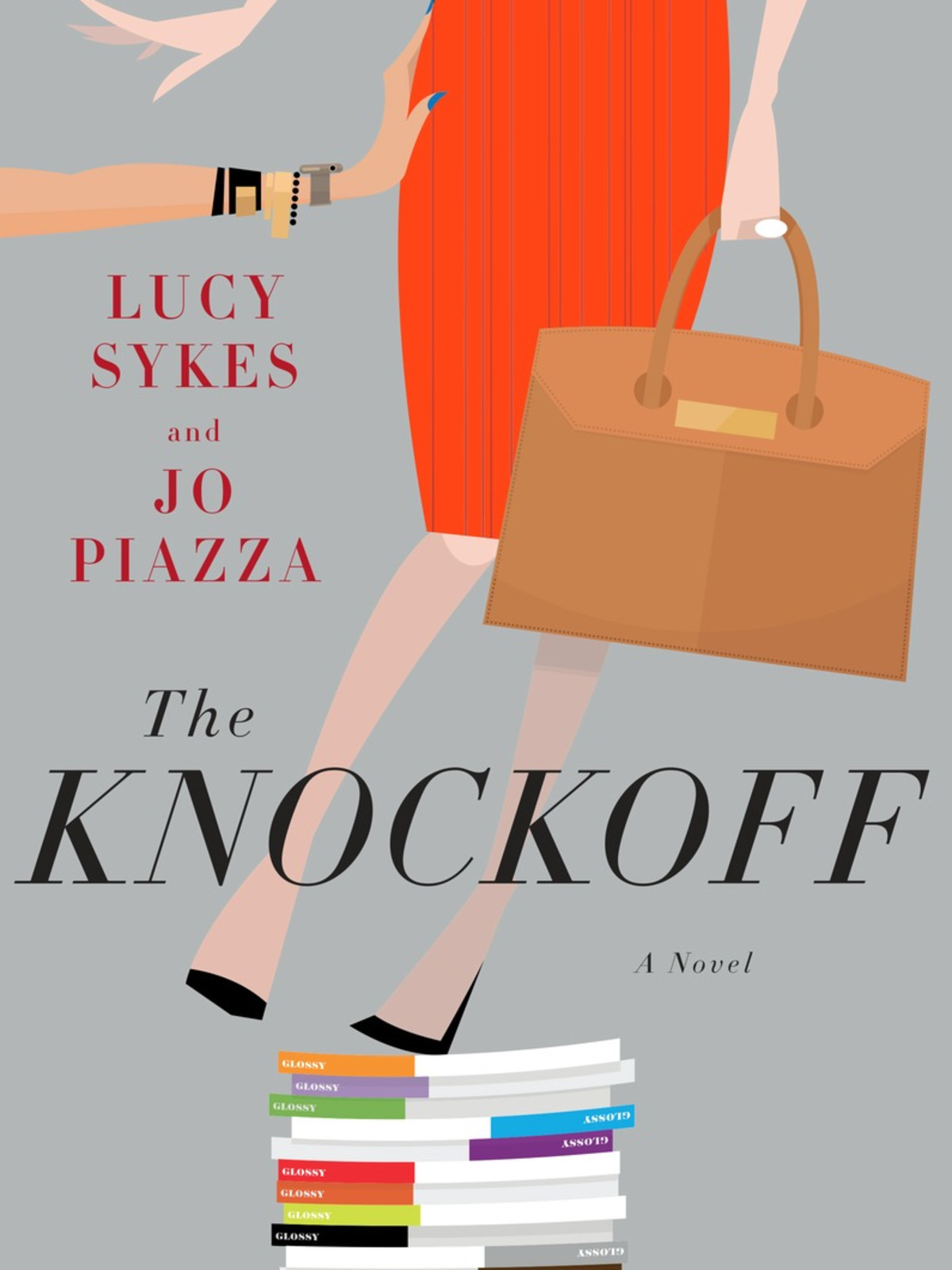 Lucy Sykes book The Knockoff