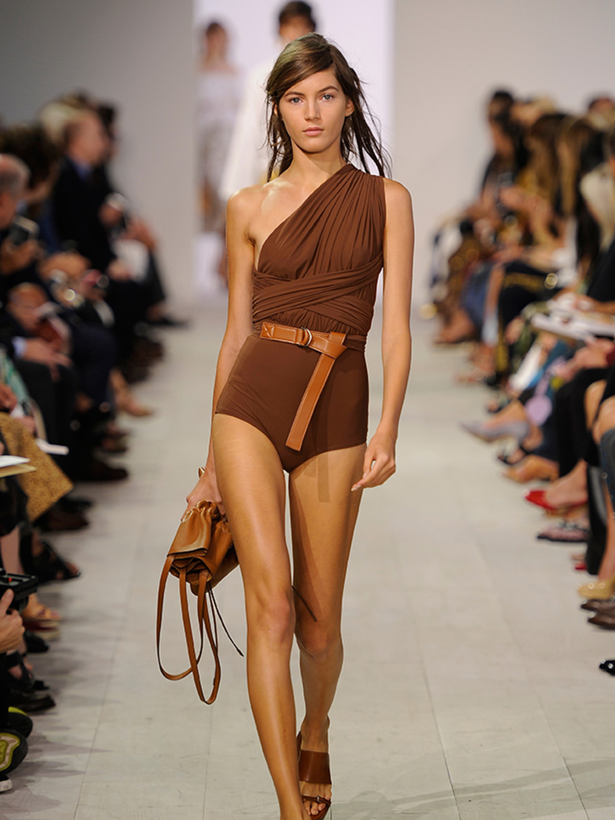 Michael Kors look 45 spring 2016 coilection