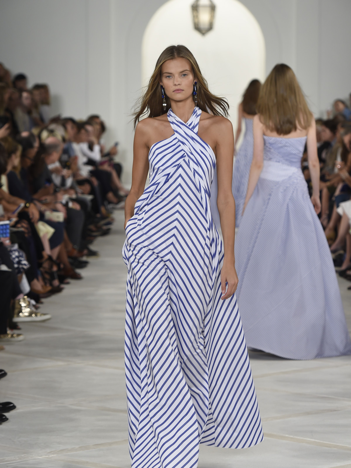 Ralph Lauren spring 2016 collection look 45
