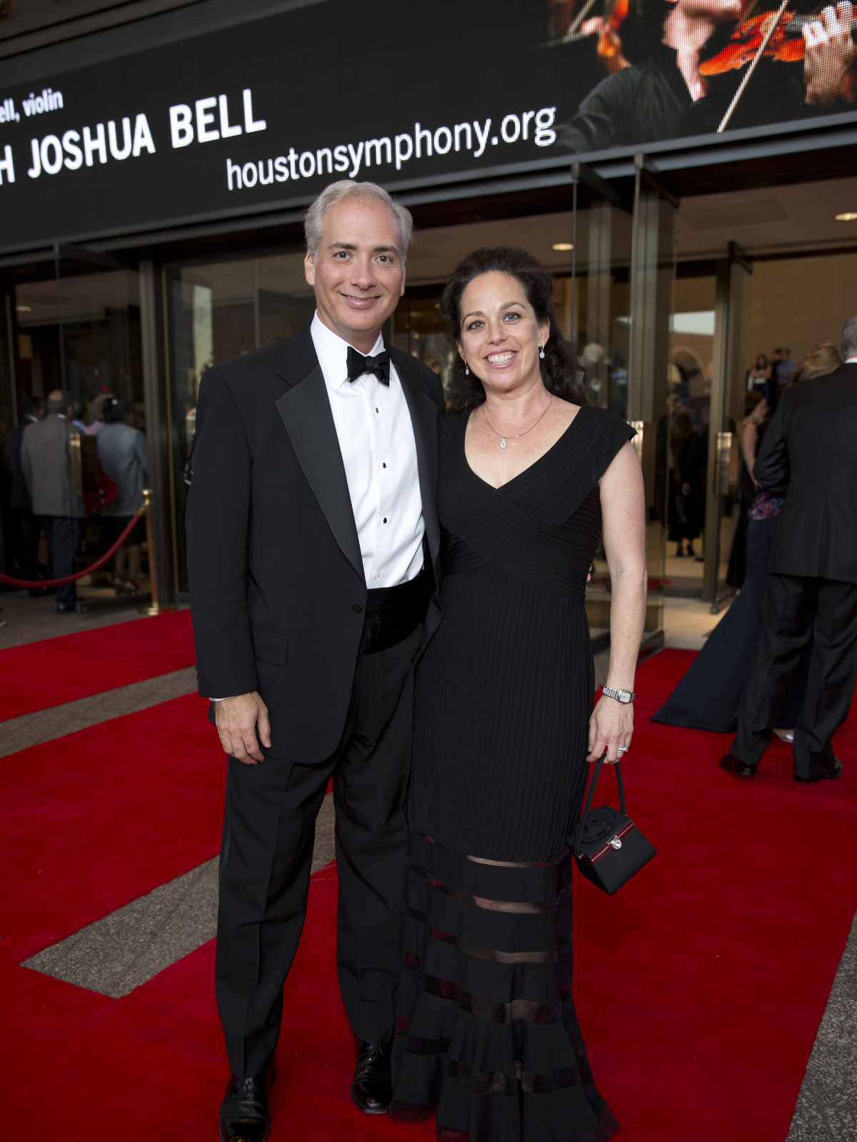 News, Shelby, Houston Symphony Opening Night, Sept. 2015, David Eenechud, Vivian Denechaud