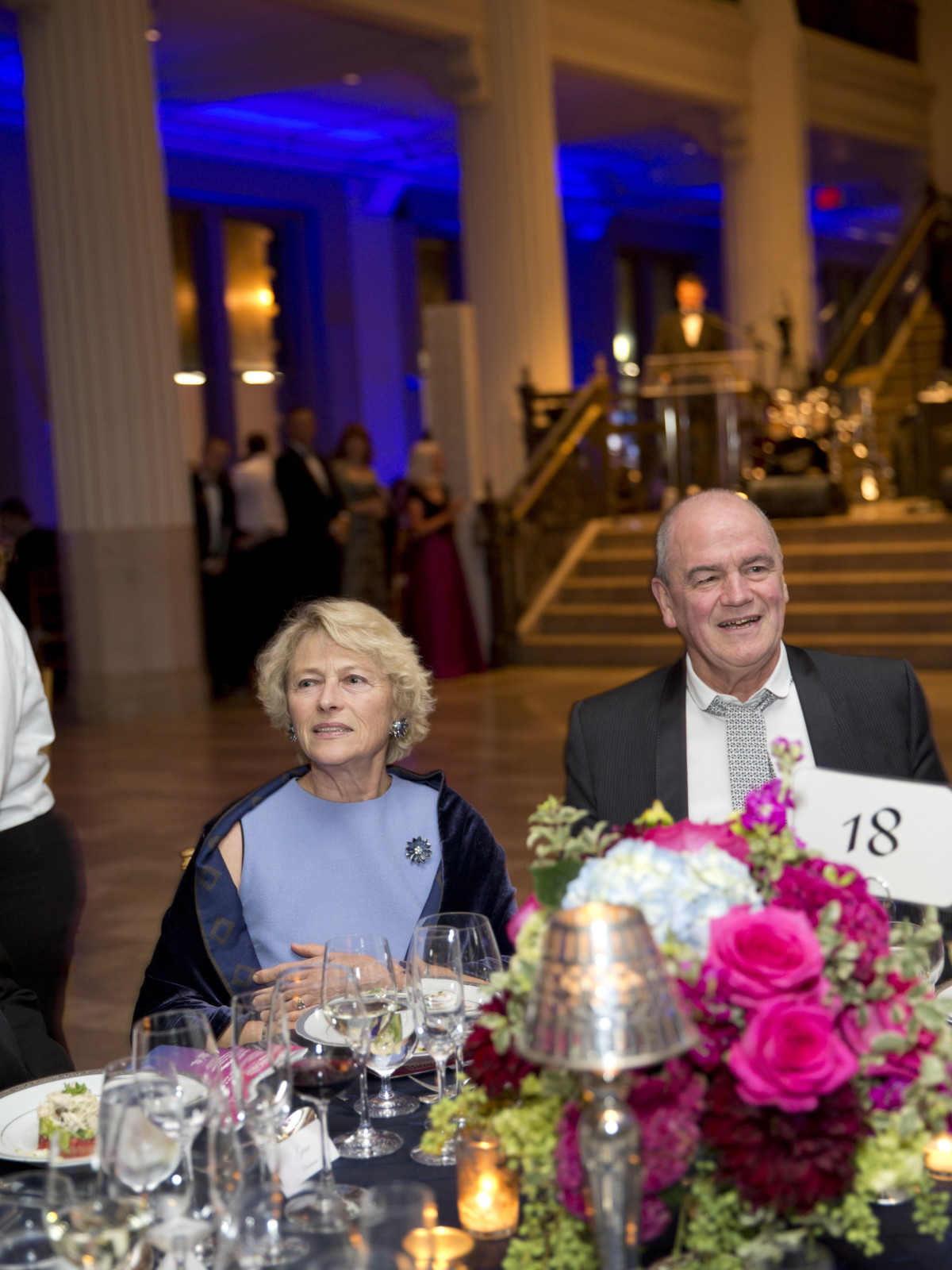 News, Shelby, Houston Symphony Opening Night, Sept. 2015, Margarita Graf, Hans Graf