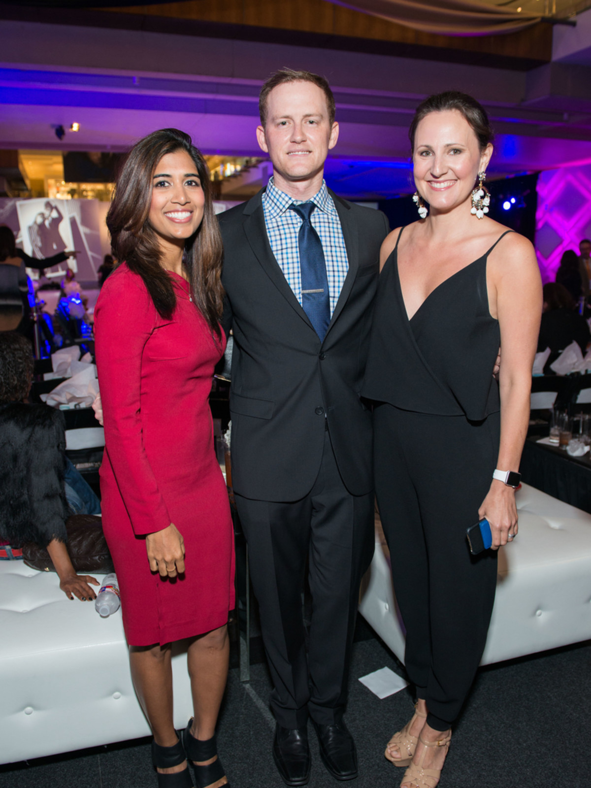 Houston, Vogue Simon Fashion Show, September 2015, Divya Brown, Cain Linville, Kate Stukenberg