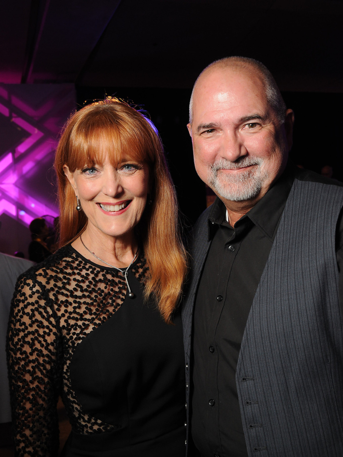Houston, Vogue Simon Fashion Show, September 2015, Gracie and Bob Cavnar