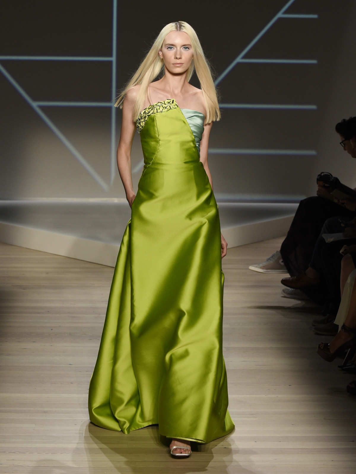 Pamella Roland spring 2016 collection