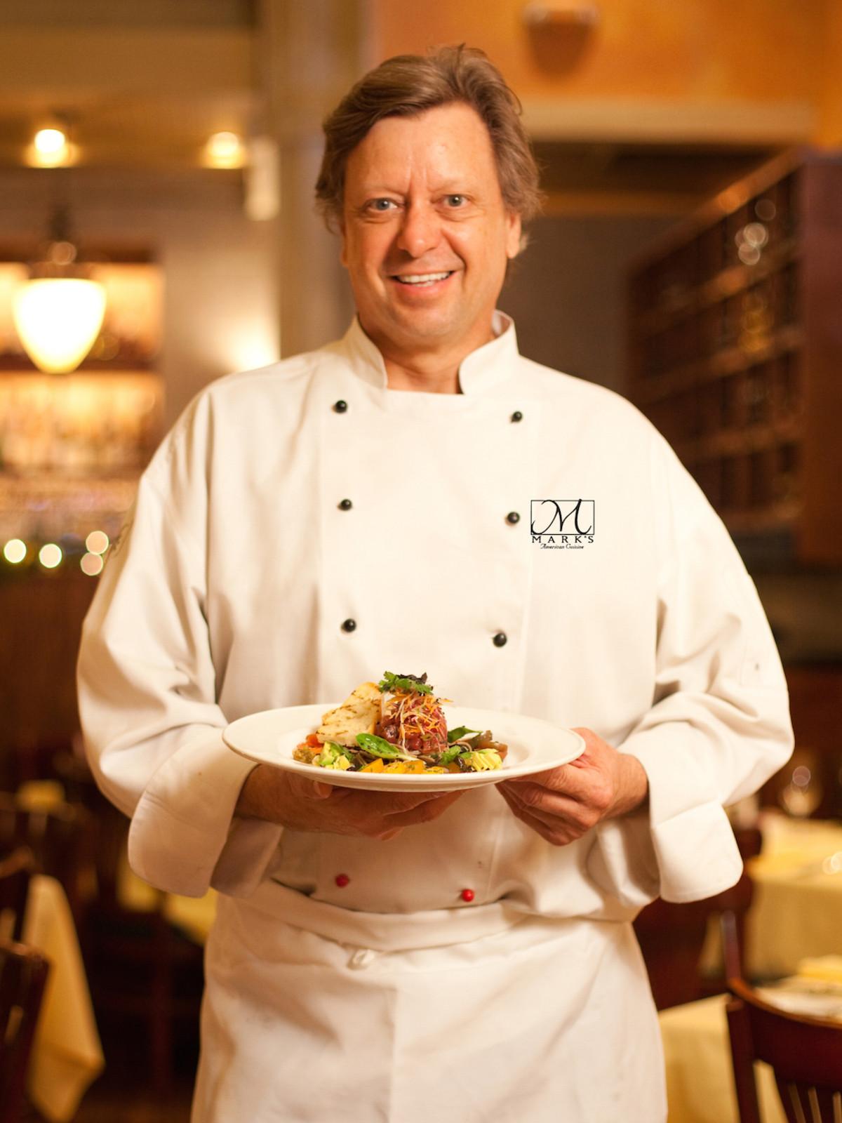 Mark Cox Mark's American Cuisine