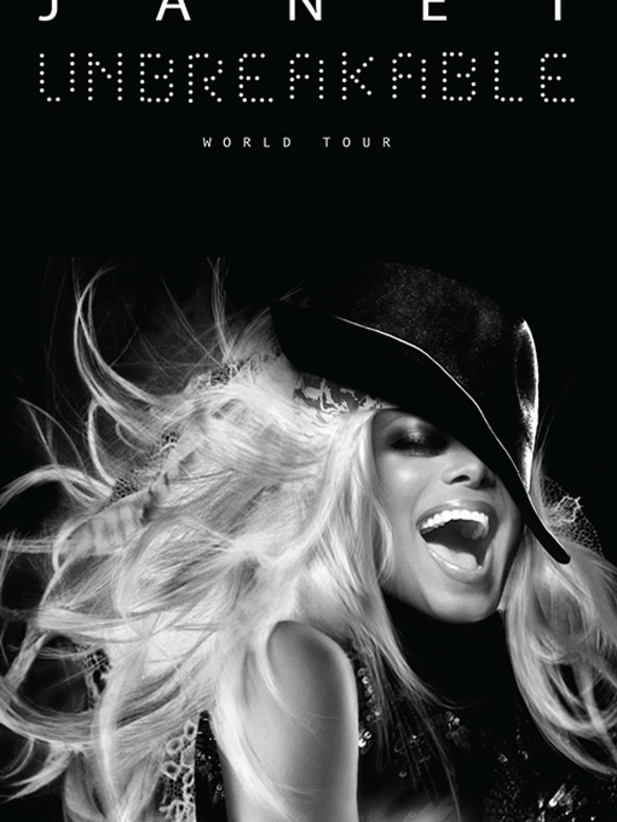 Janet Jackson Unbreakable World Tour 2015
