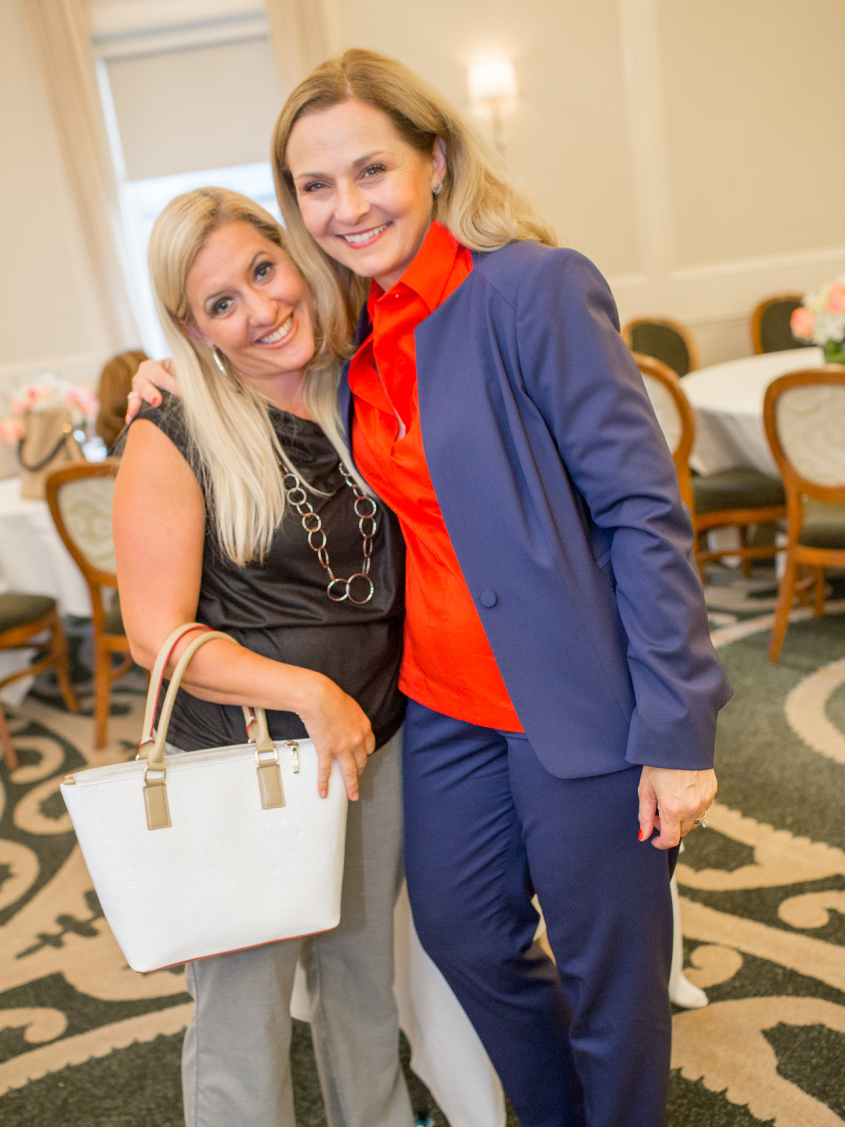 News, Shelby, Cheers 4 Charity kick-off, June 2015, Christa Wilson, Kathy French
