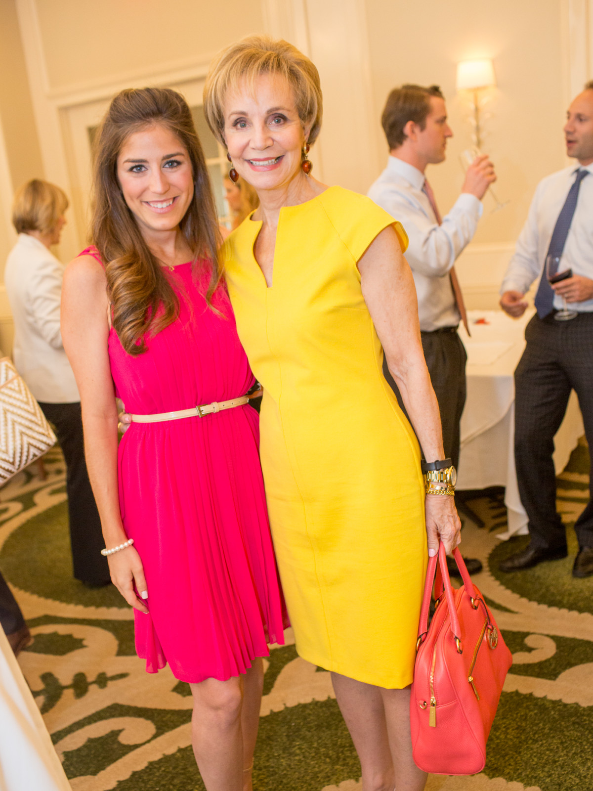 News, Shelby, Cheers 4 Charity kick-off, June 2015, Laura Max Rose, Liesa Holland Nelson