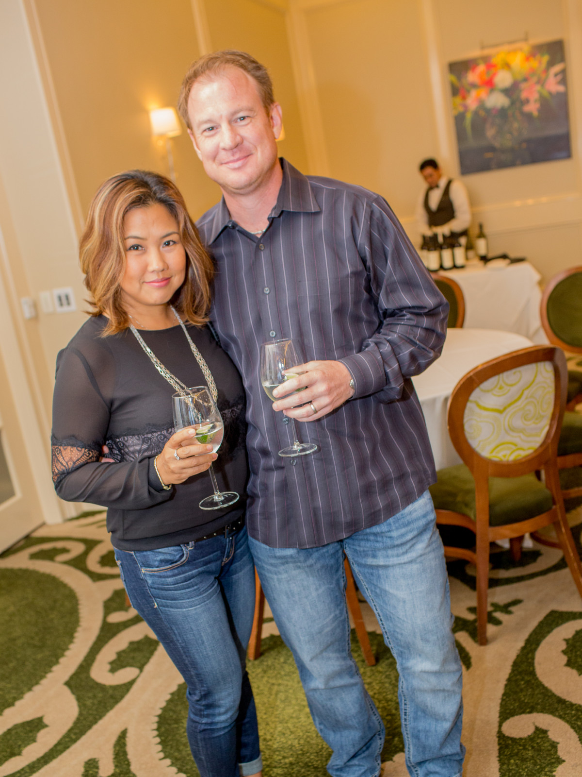 News, Shelby, Cheers 4 Charity kick-off, June 2015