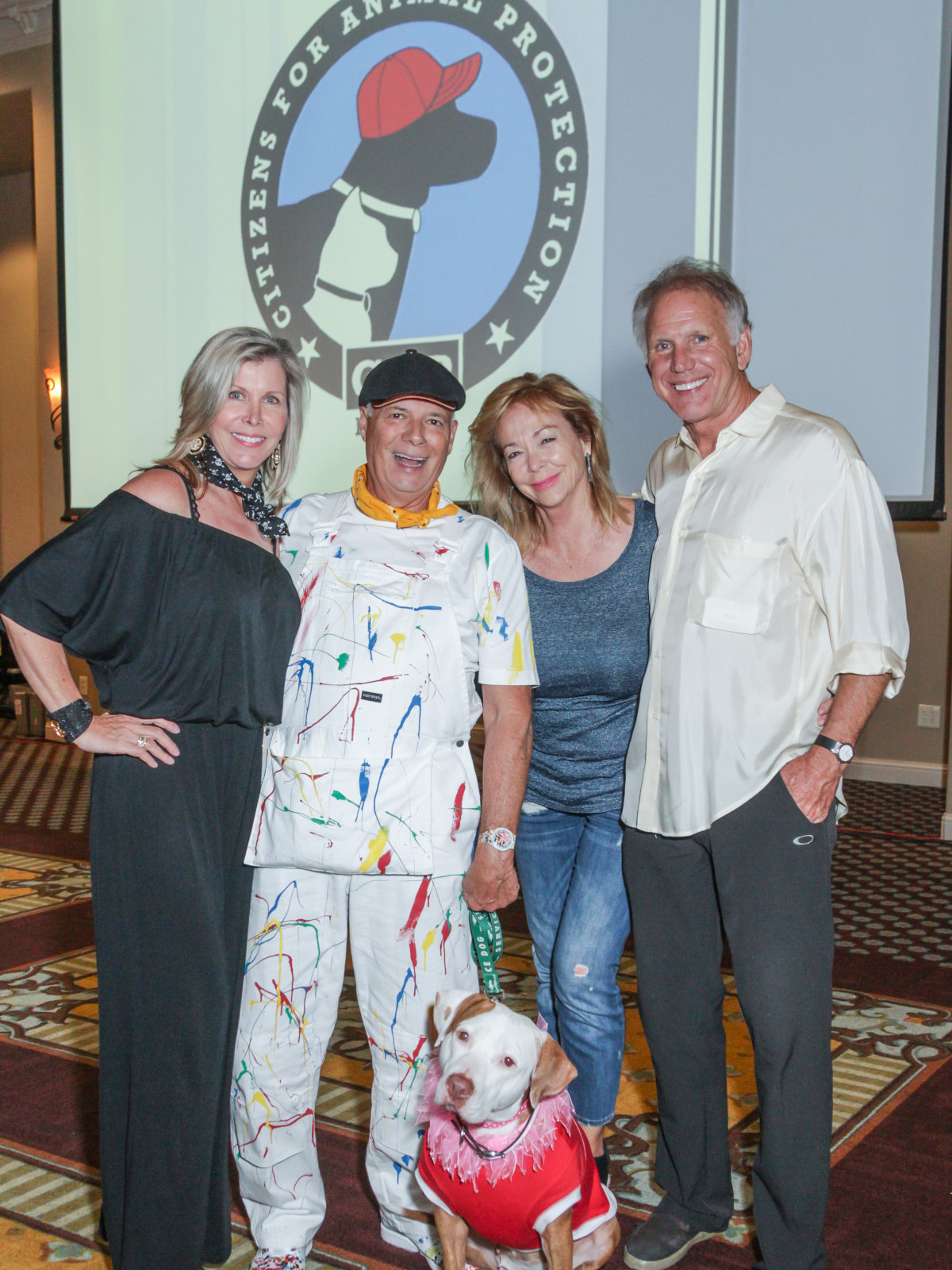 News, Shelby, Citizens for Animal Protection Paint Jam, June 2015,
