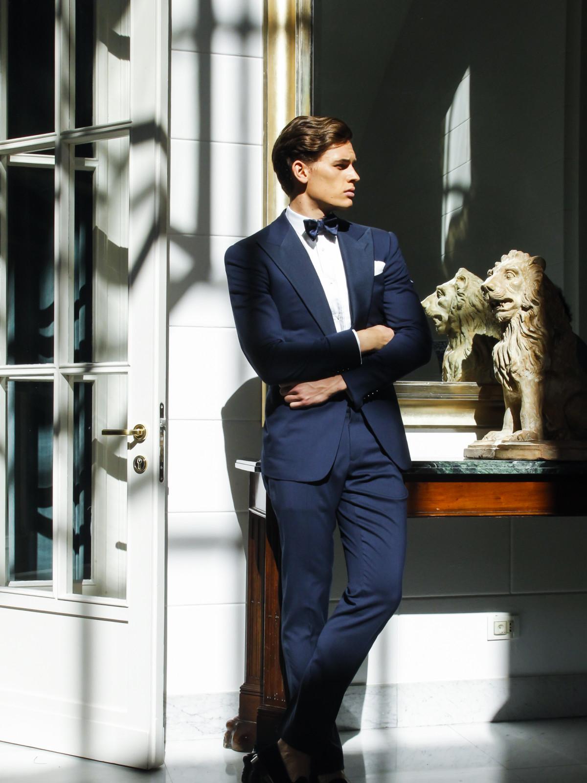 5c9e0a077447 Ralph Lauren expands luxurious Purple Label for fashion-forward men ...